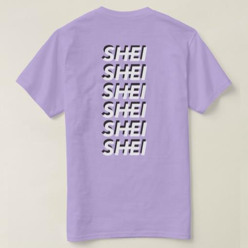 SHEI Mania T-shirt