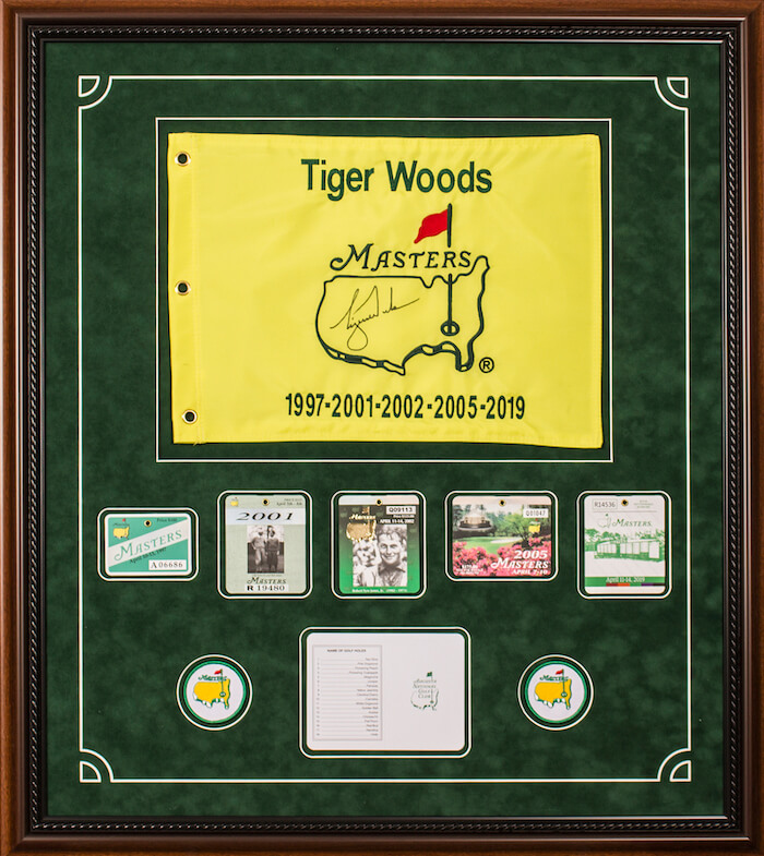 Tiger Woods Embroidered Masters Flag.jpg