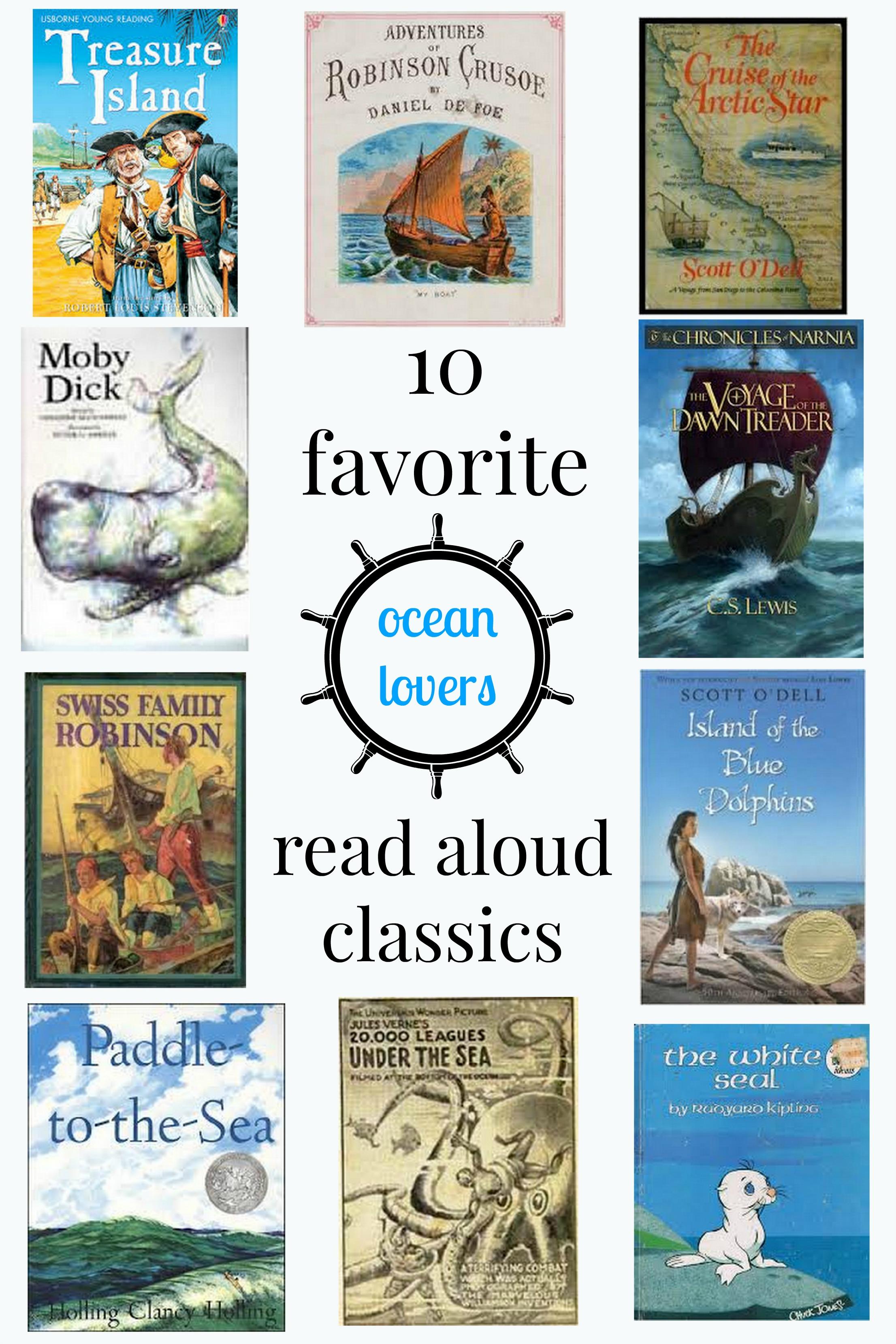 10 favorite ocean books for kids