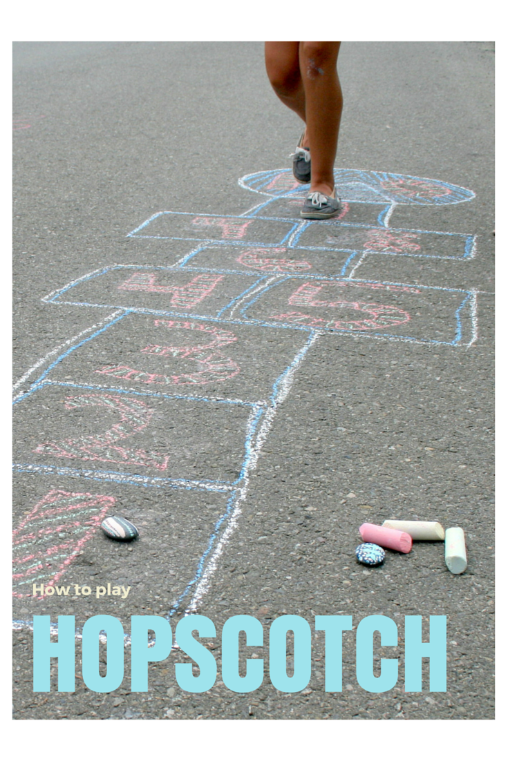 How to Play Hopscotch