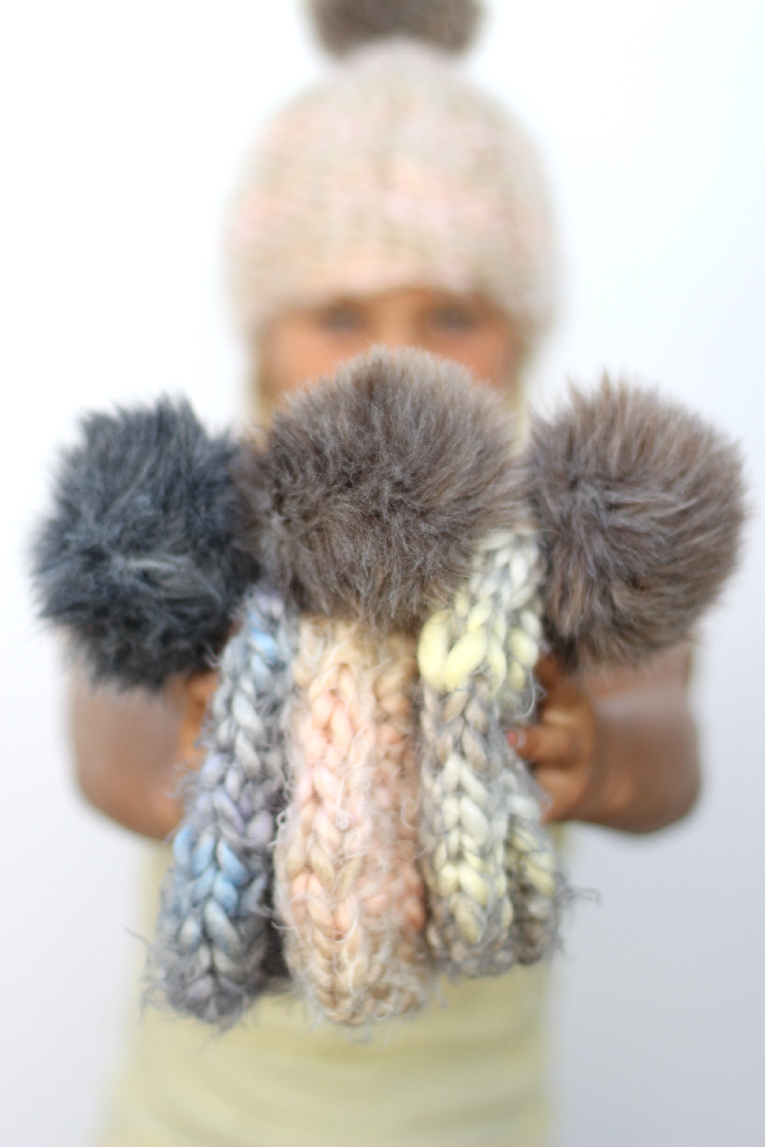 hand made knit hats by blue corduroy