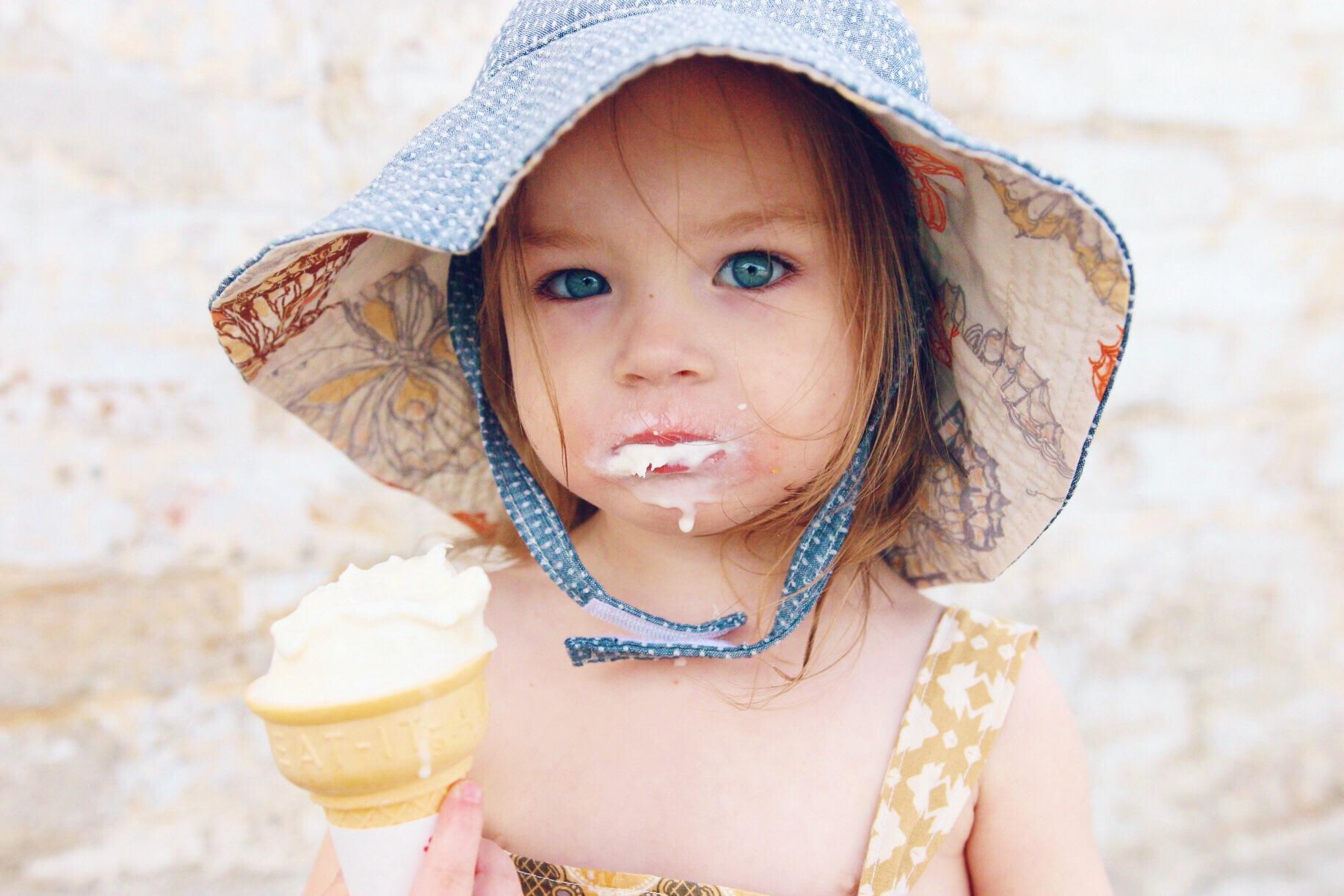 summer baby style sun hat