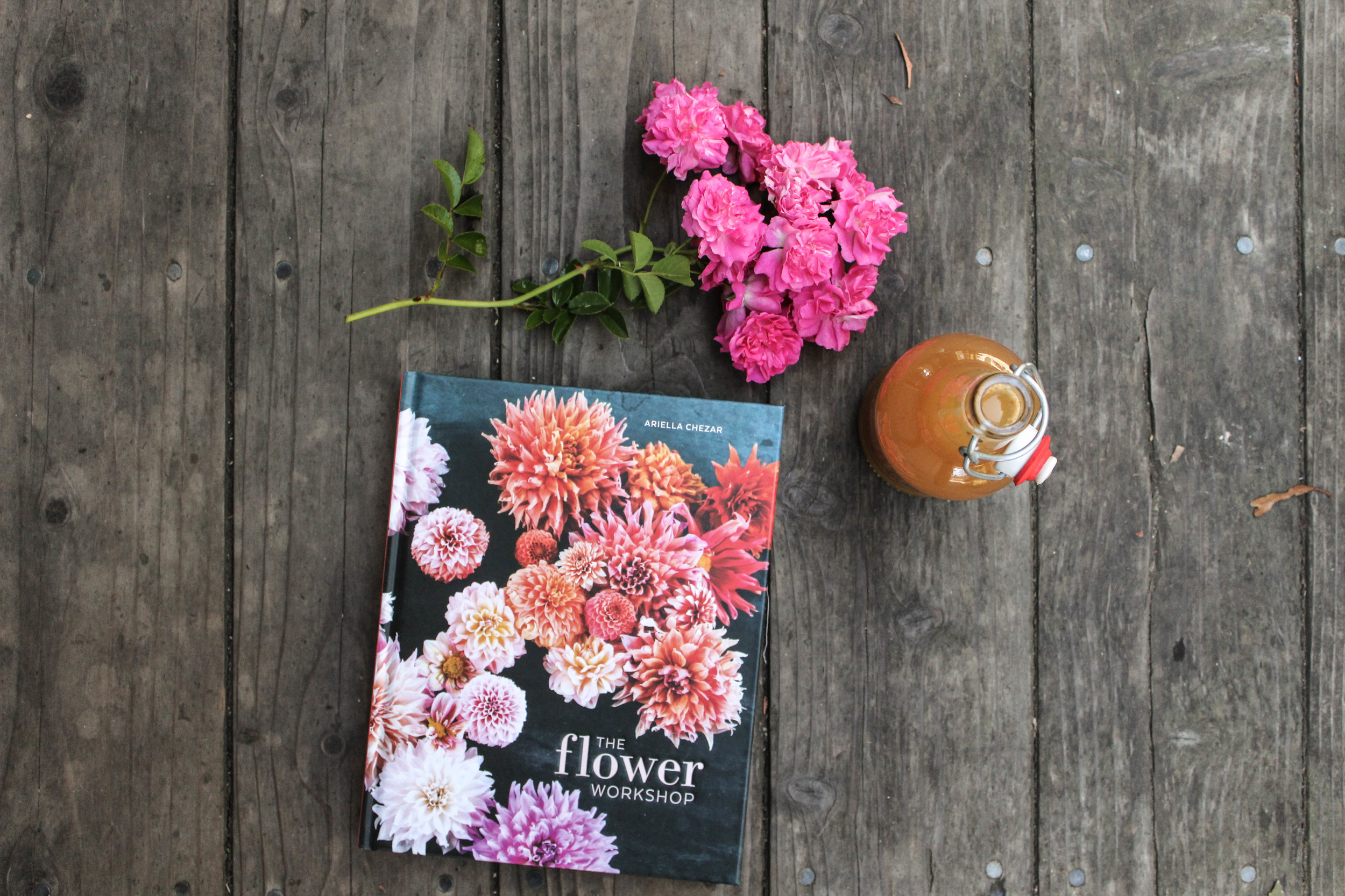 the flower workshop book review