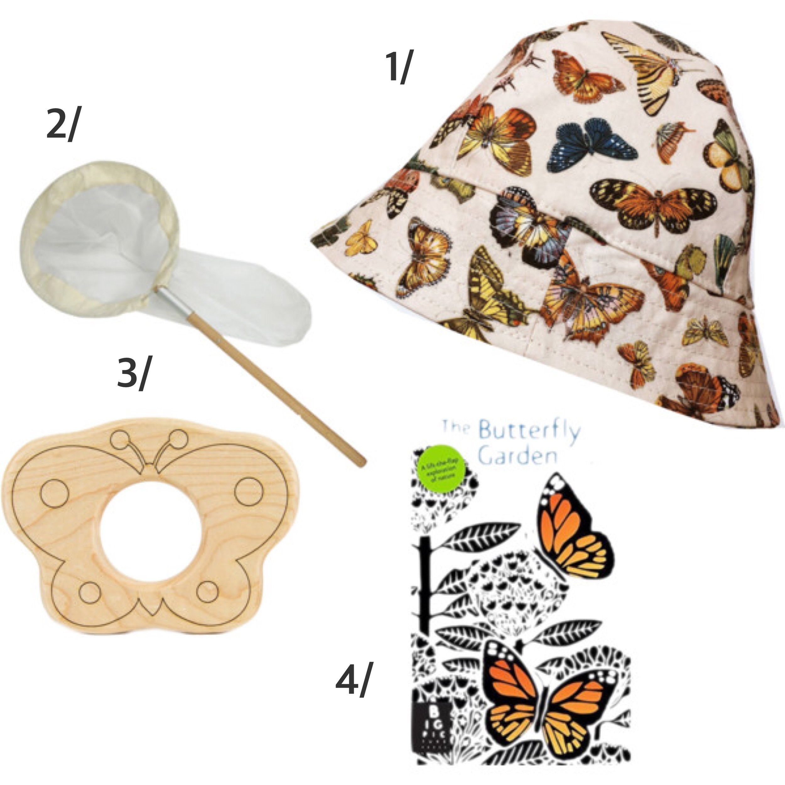 Baby Butterfly Must Haves