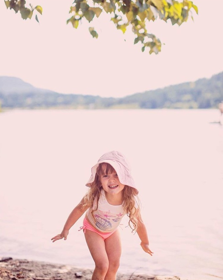 Summer Sun Hats for Girls by Blue Corduroy