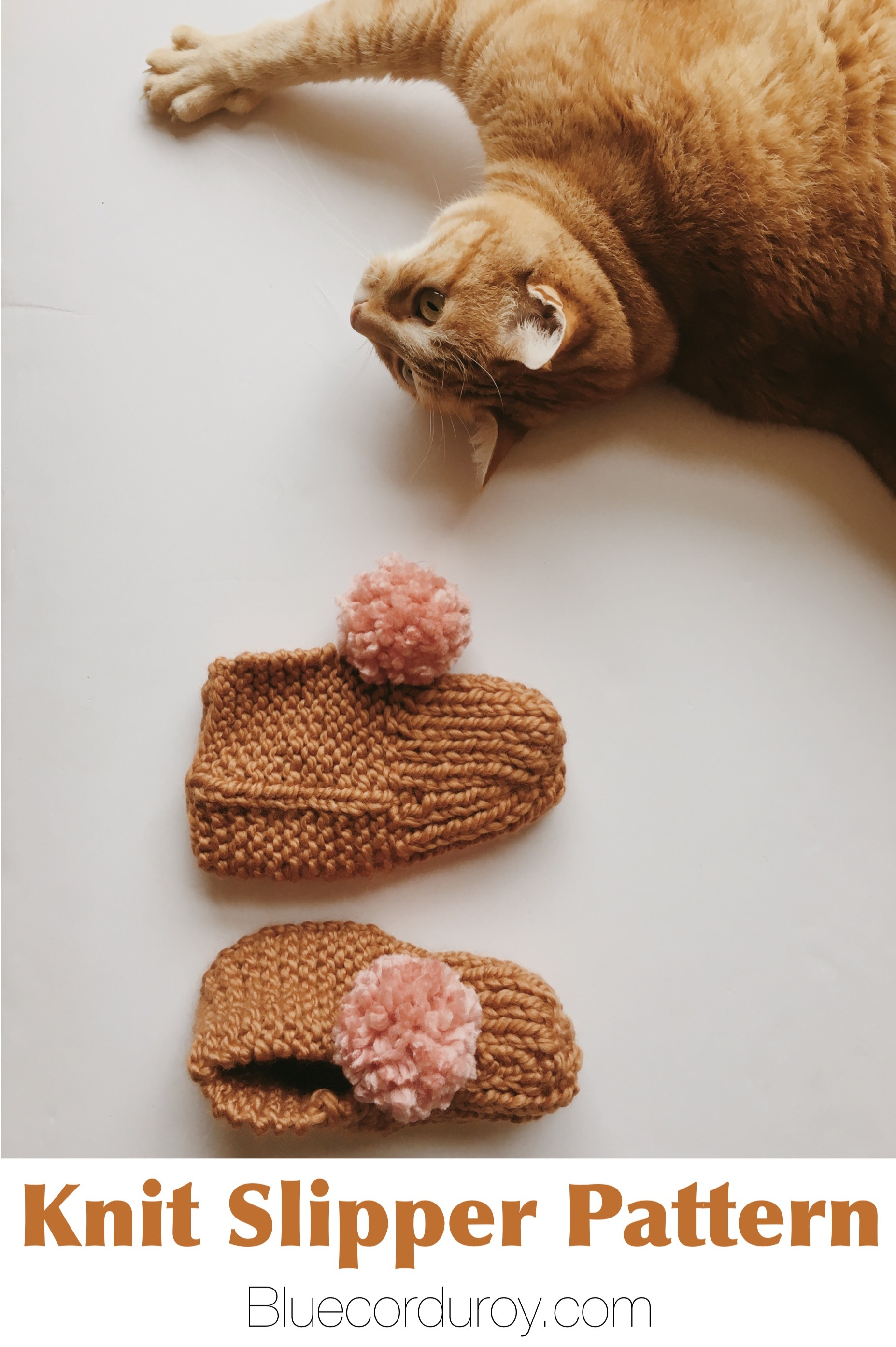 free slipper pattern