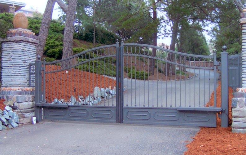 Driveway Gates