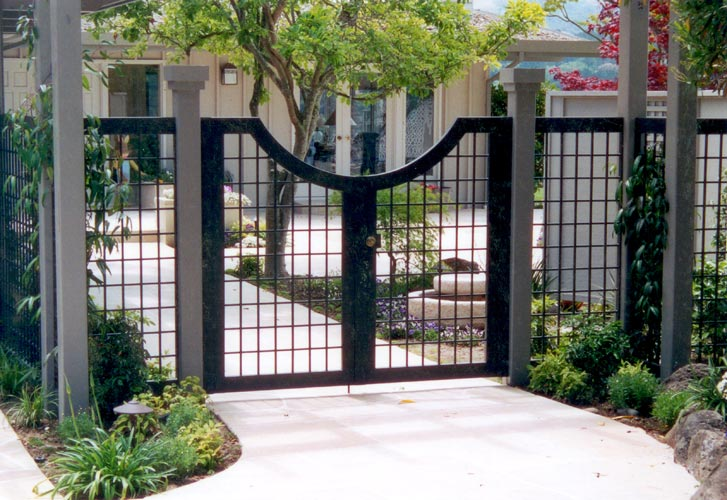 Walkway Gates