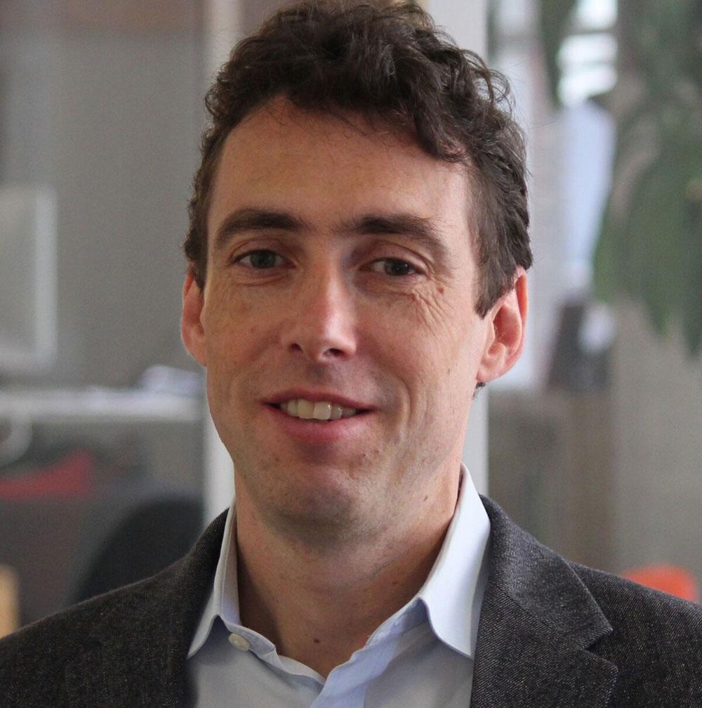 Arjan Schütte, Founder and Managing Partner, Core Innovation Capital
