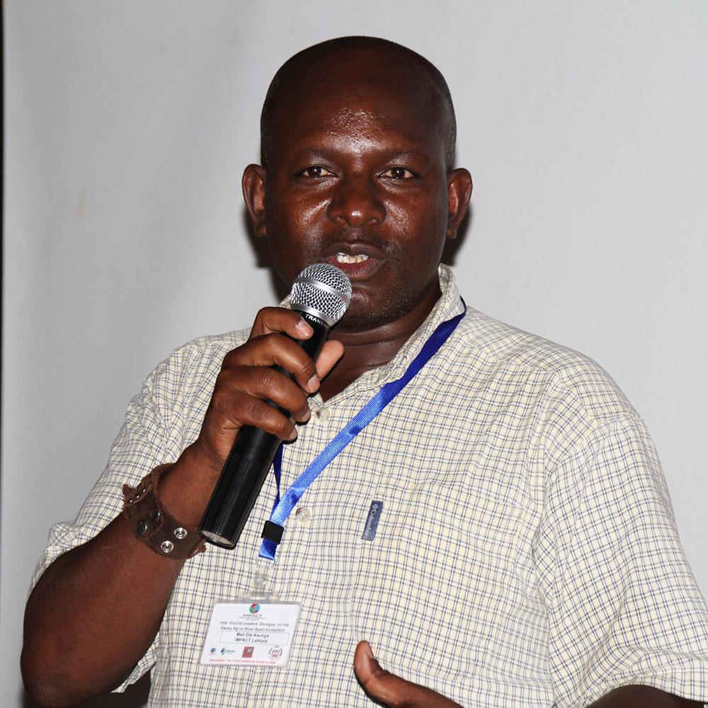 Mali Ole Kaunga, Director, IMPACT