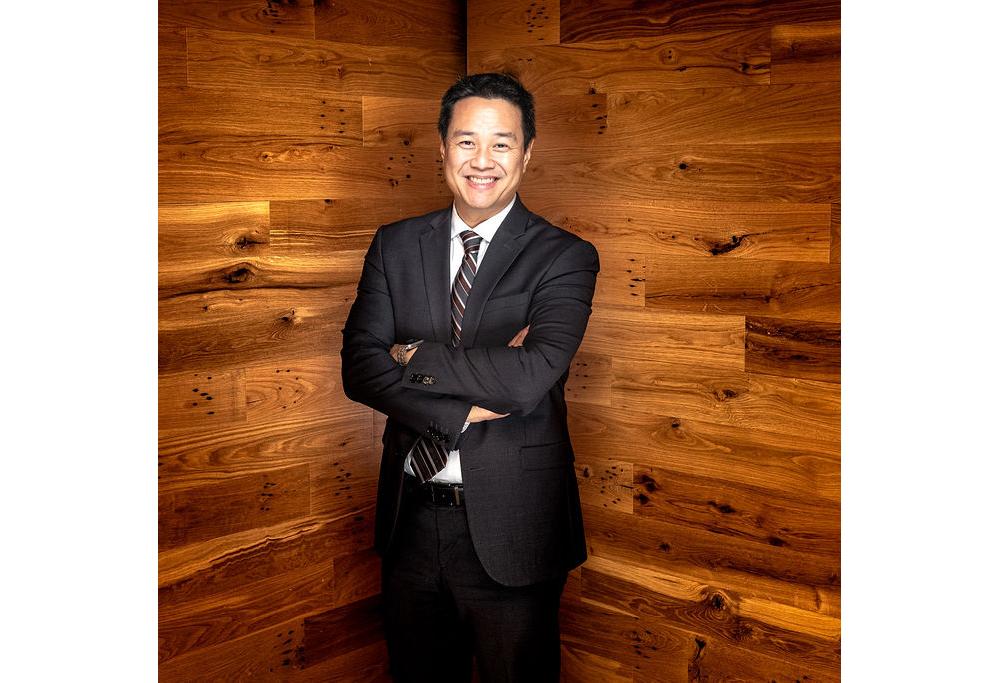 Don Chen, President, Surdna Foundation