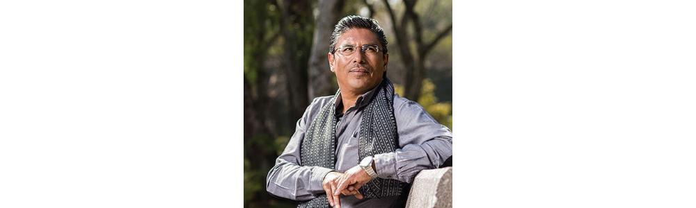 Cecilio Solis Librado, Founder, CIELO (Indigenous and Local Community Federation of Entrepreneurs of Mexico)