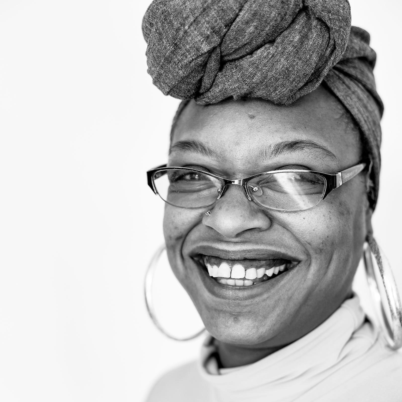 Tevina Willis, Red Hook WIFI Communications Associate, Red Hook Initiative