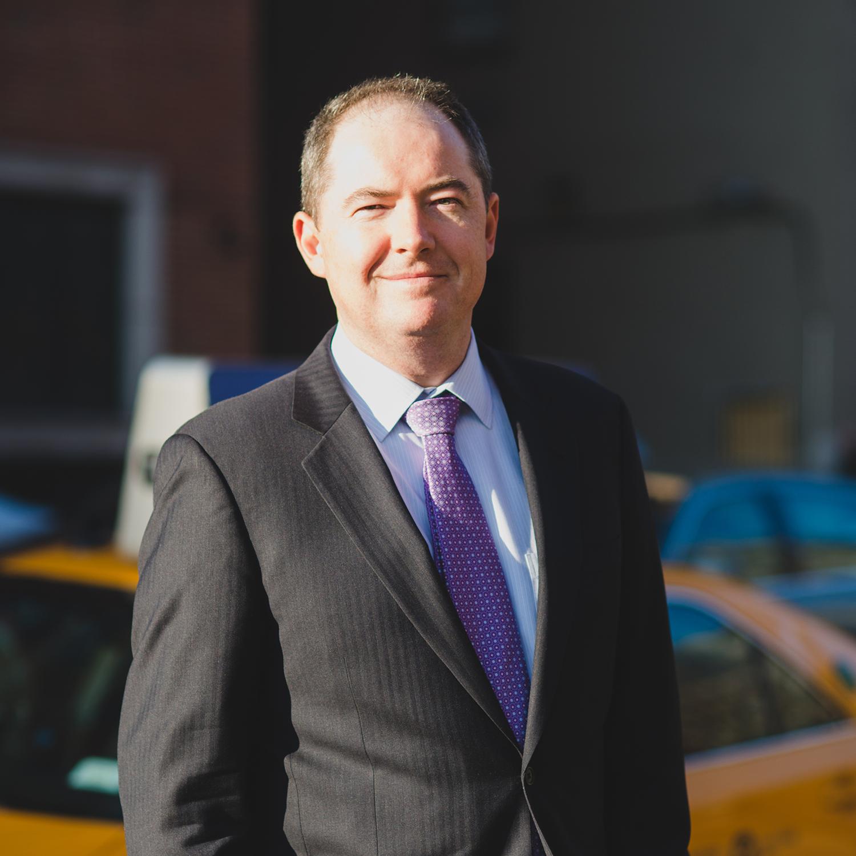Lukas Haynes, Executive Director, David Rockefeller Fund