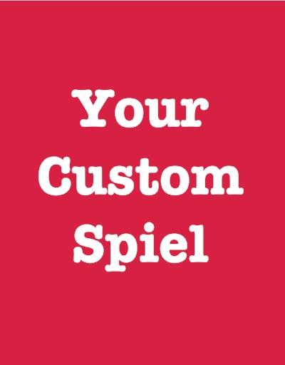 Your Custom Purim Shpiel Spiel Commission