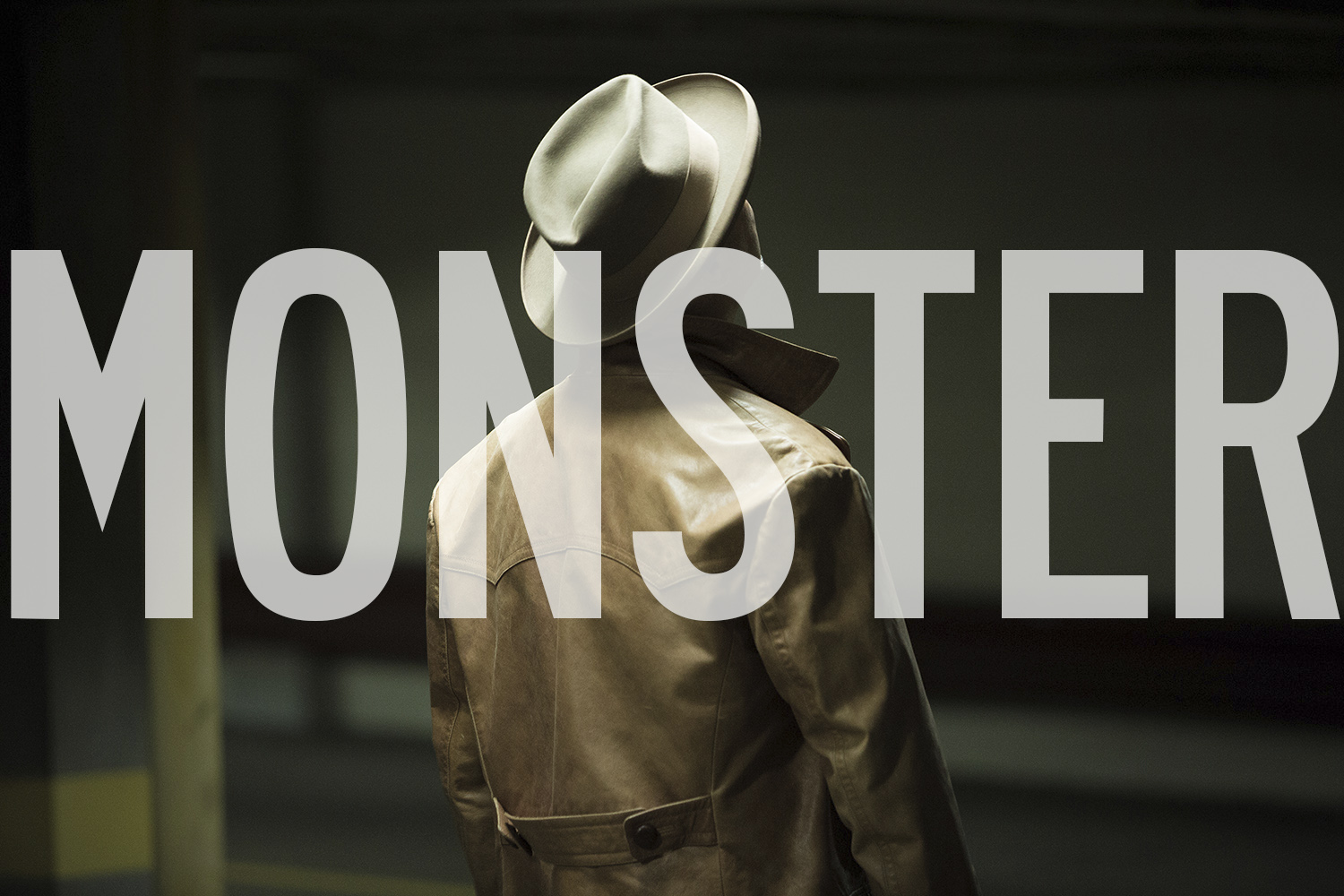 MONSTER - Based on the Bison Jack poem of the same name, Monster is a short film about the potential perils of poetry. Sponsored by Flatt Magazine and SeeSaw. Filmed in Savannah, Georgia.