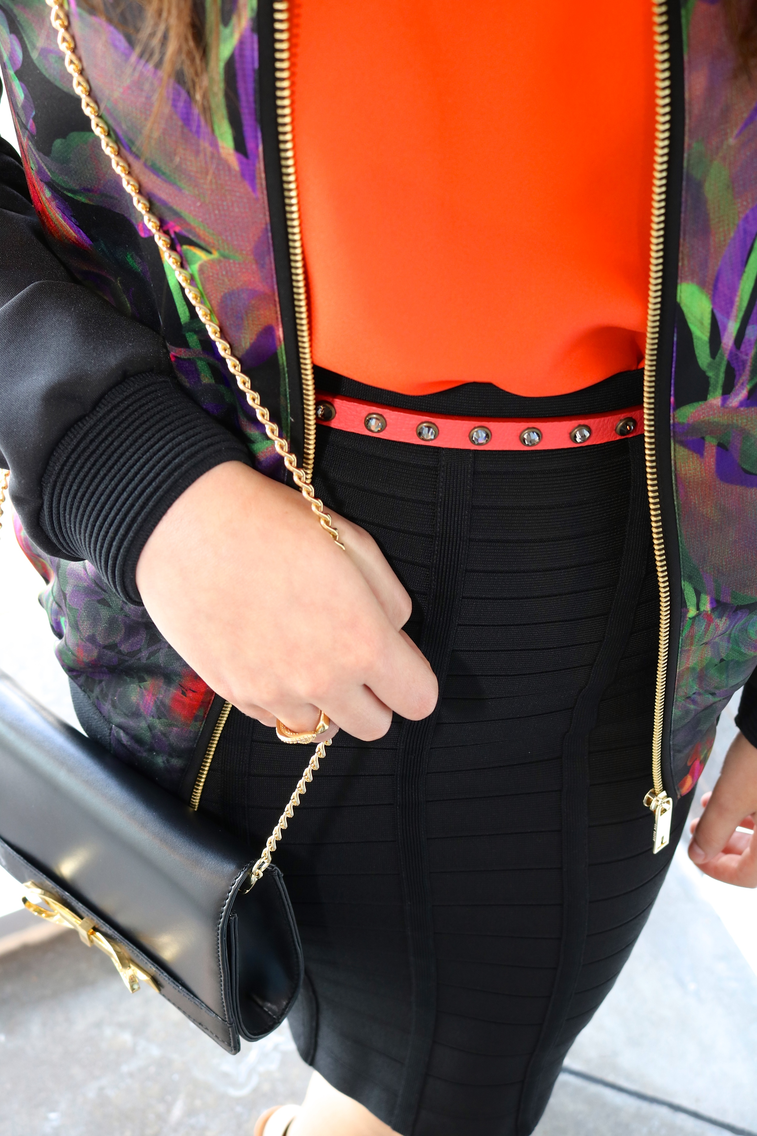 Ted Baker PHOEBEE Clutch and Leatherock Belt.  Mention this post and save 30% on these two pieces.