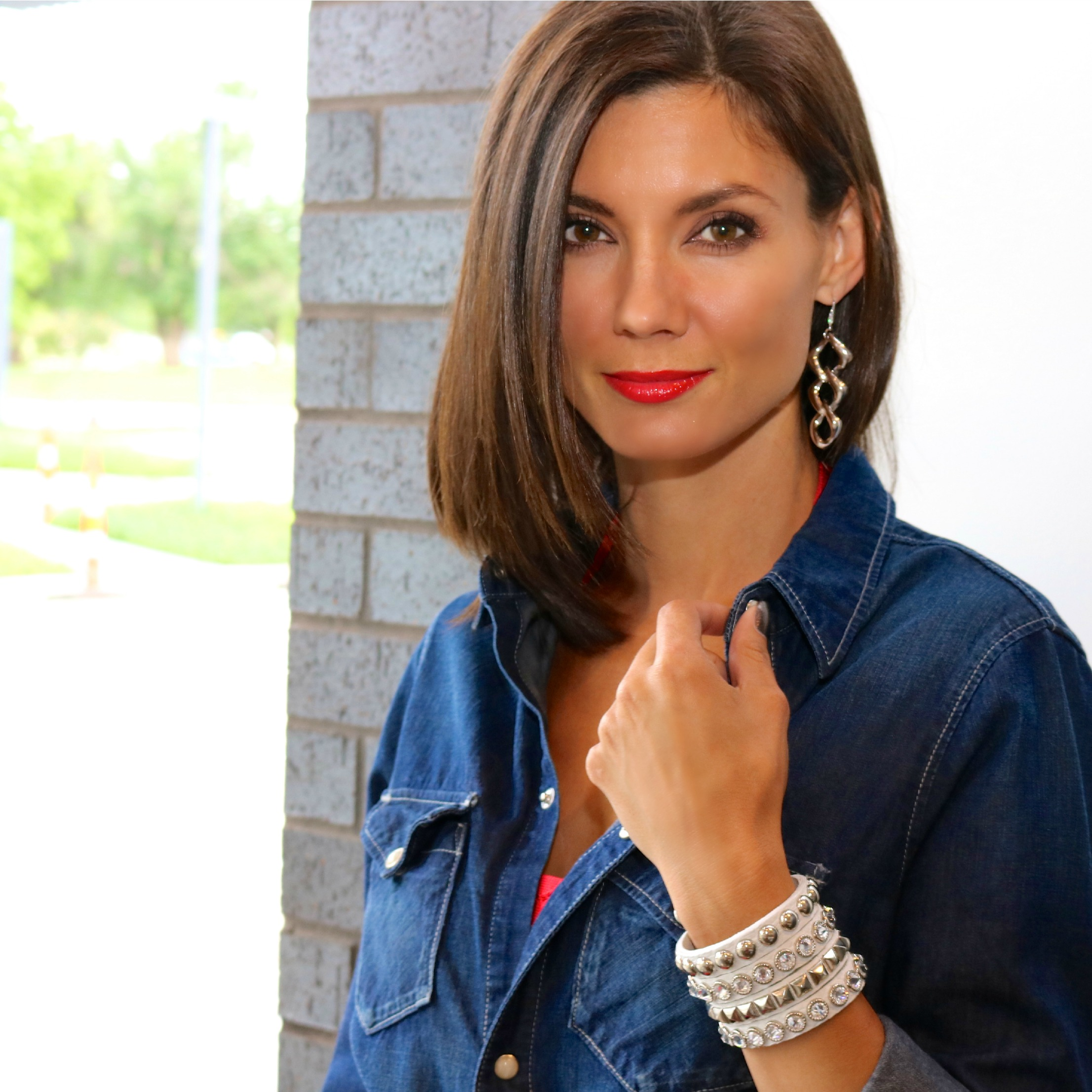 Awesome jewelry to create an Americana look is available at LIBERTÉ (in-store only)