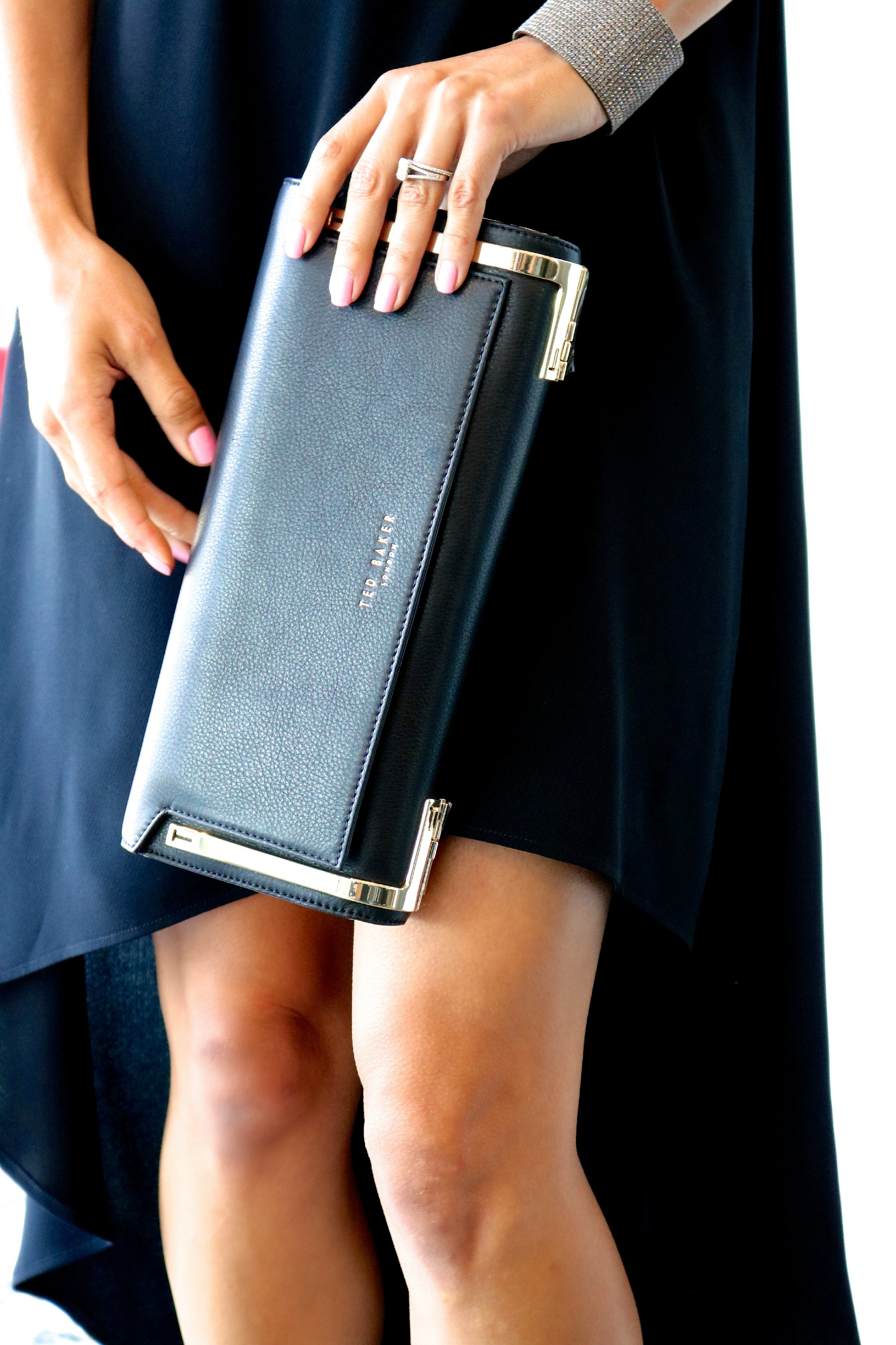 Ted Baker Exotic Clutch Available In Store