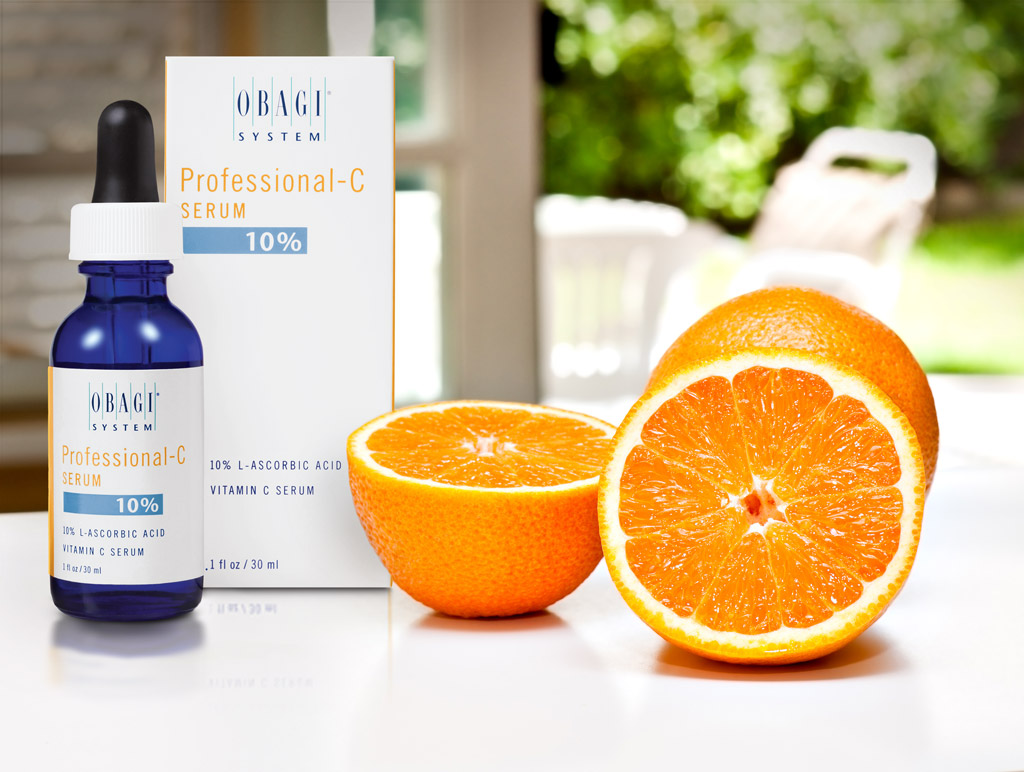 OBAGI Professional-C Serum is my personal favorite but there are so many on the market it would be hard to choose. The attached article should be helpful in choosing your vitamin C.