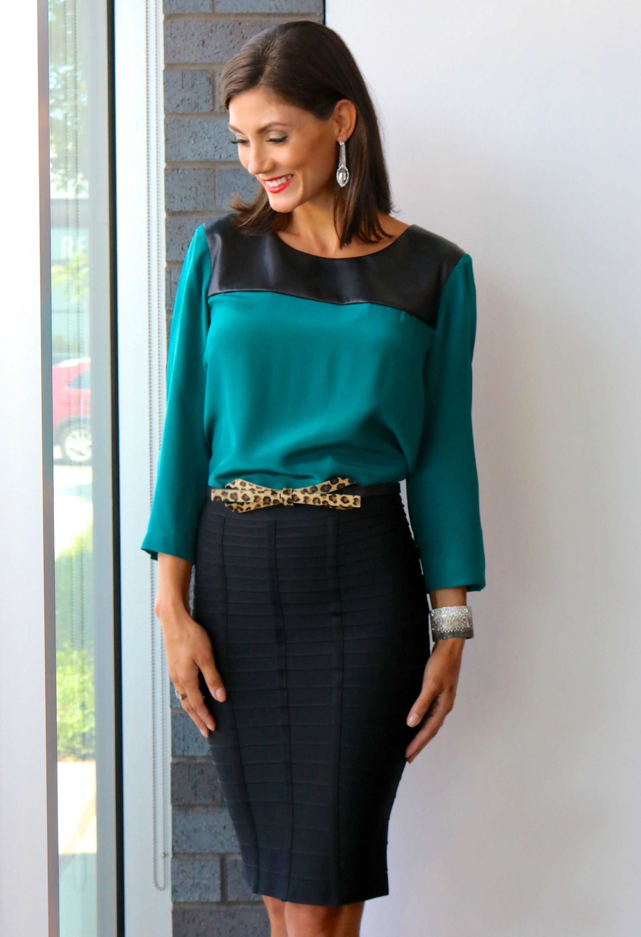 AMMARA Top and Herve Skirt Available In Store Only