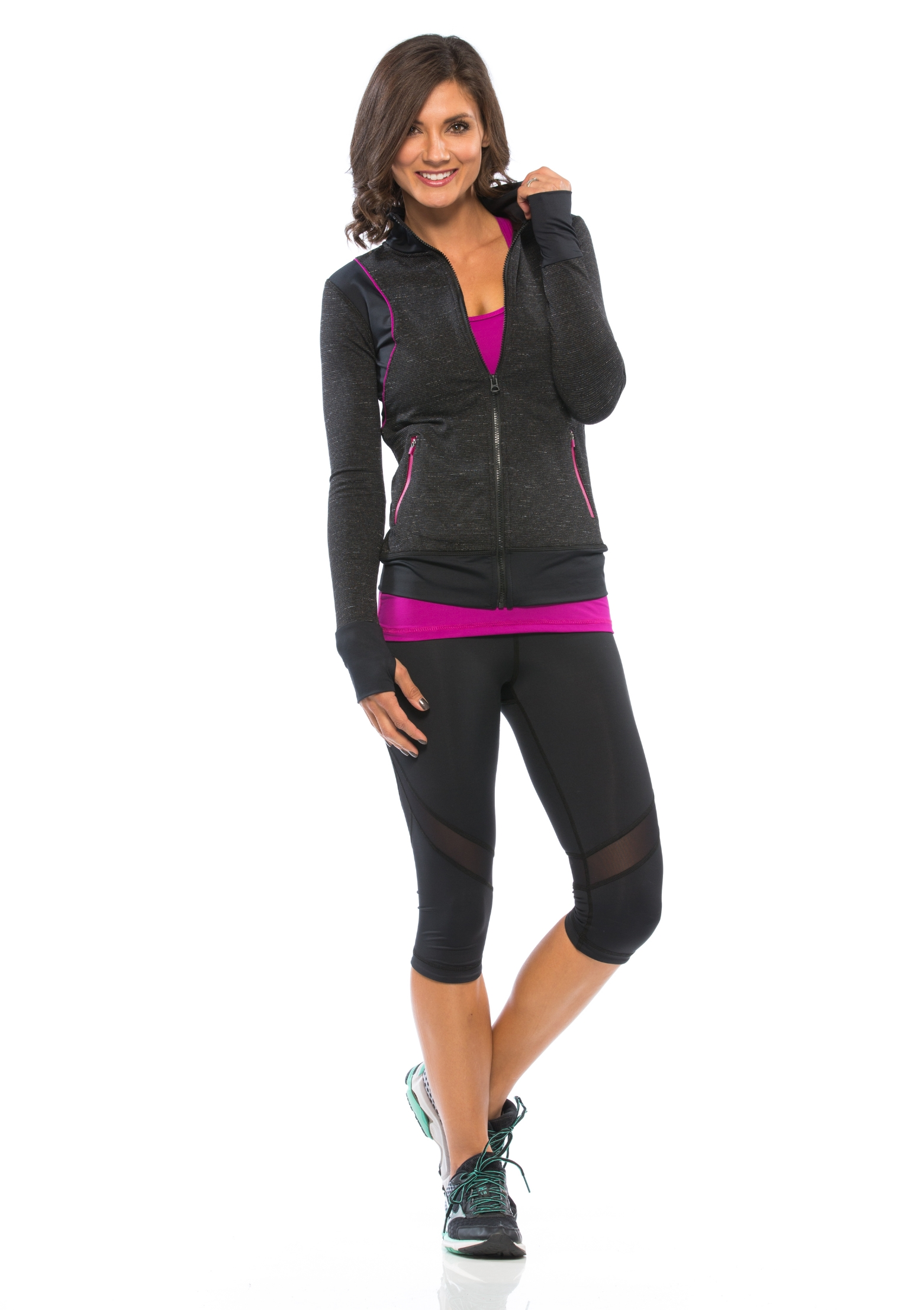 Frontrunner Jacket , Clutch Tank,and Take Sides Knee Tight