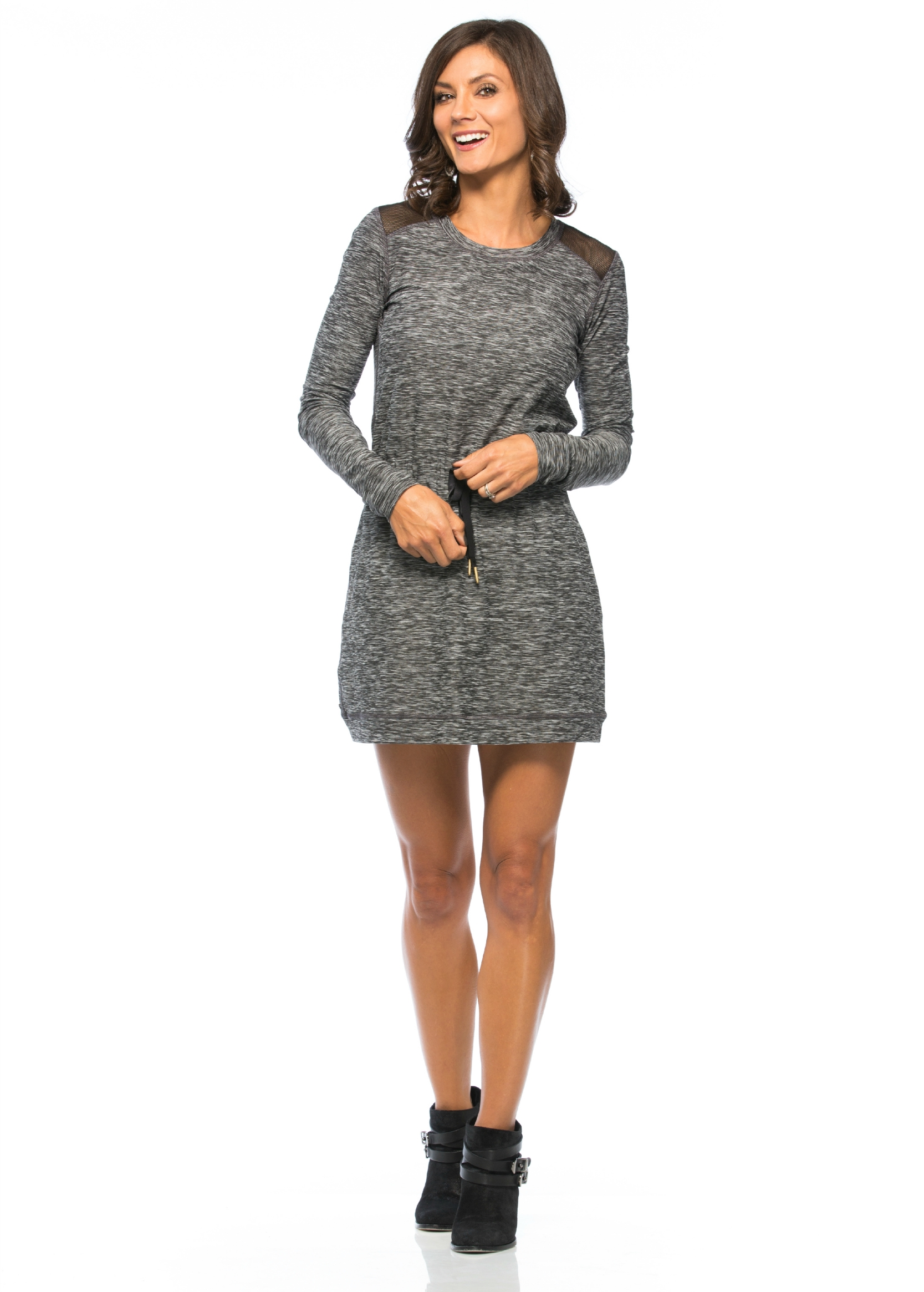 Alala Weekender Jersey Dress  Available In Store or Online!