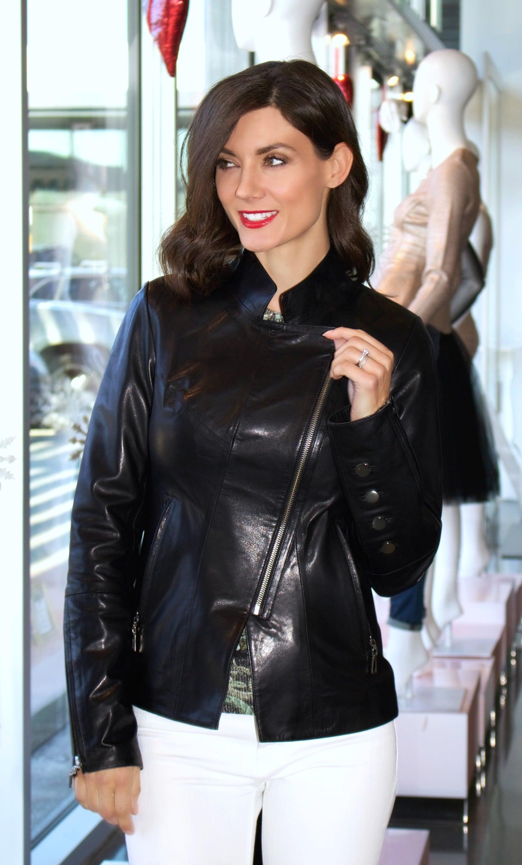 Jo Peters Leather Jacket