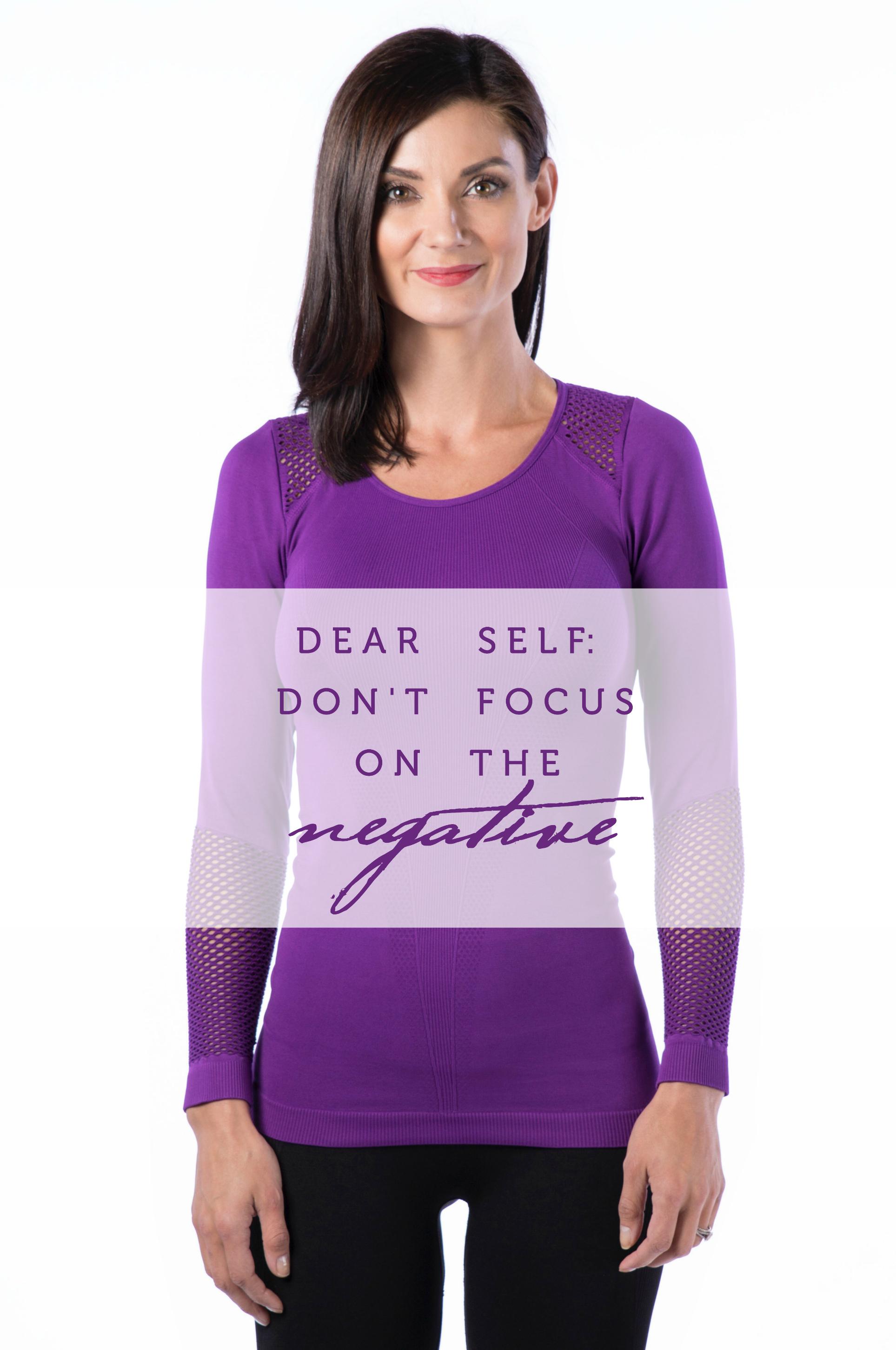 Alala Seamless Long Sleeve Tee in Electric Purple and Seamless Tight in Black