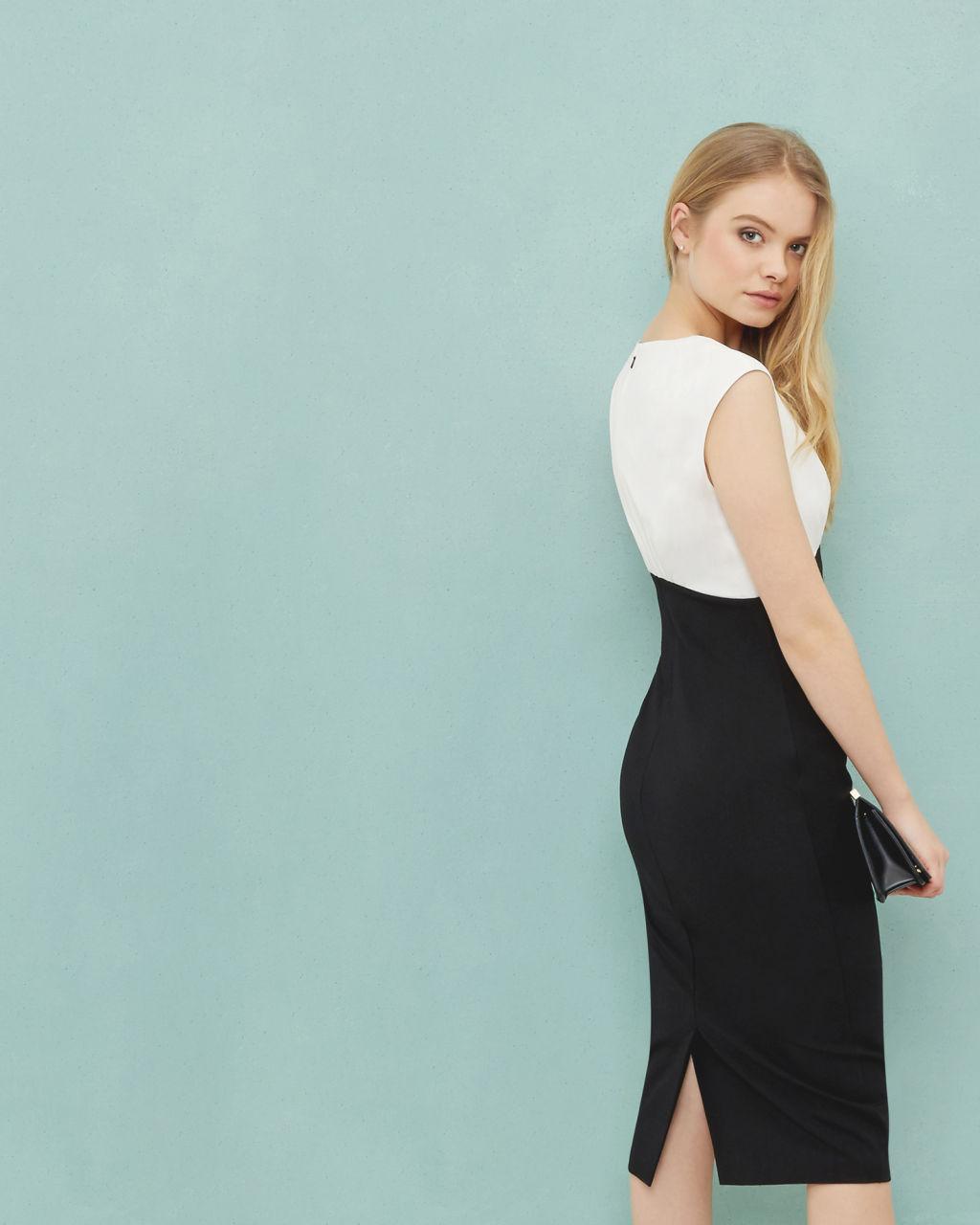 Ted Baker // ADEBA Color Block Pencil Dress // $295