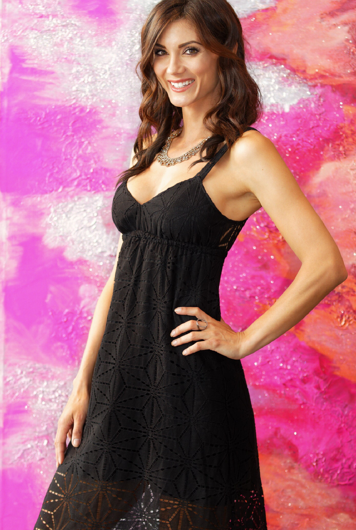 Only Hearts Cami Dress, Black - Available in store