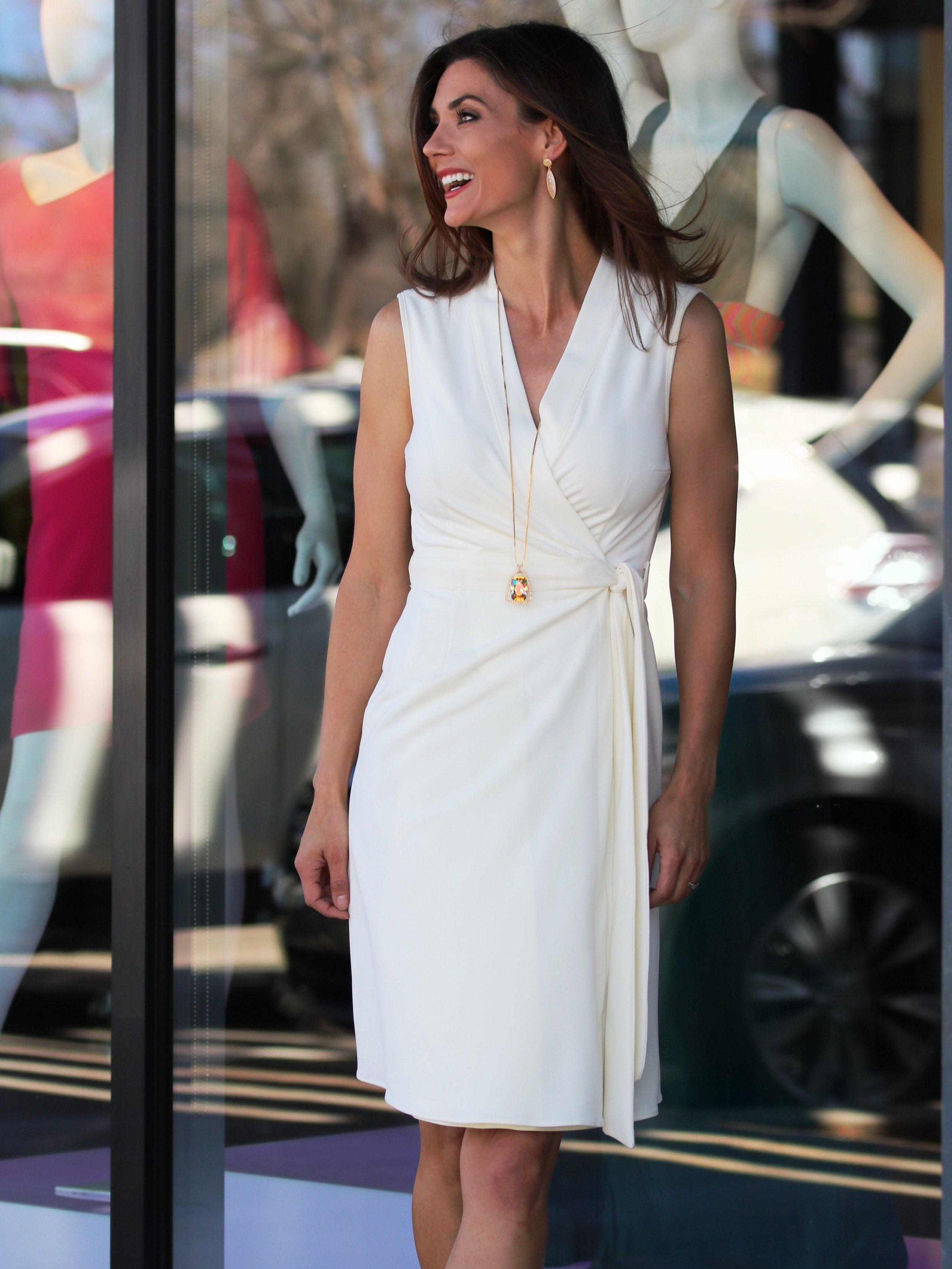 Juliana Wrap Dress