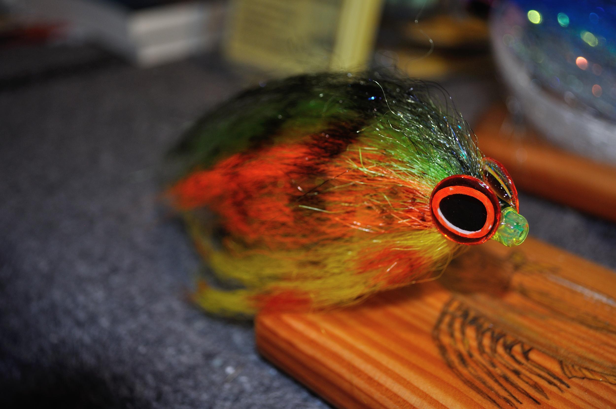 Tube Flies for Baja