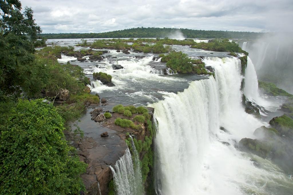 Devils Throat, Iguazu Falls #5, Brazil, 15 Apr 2012