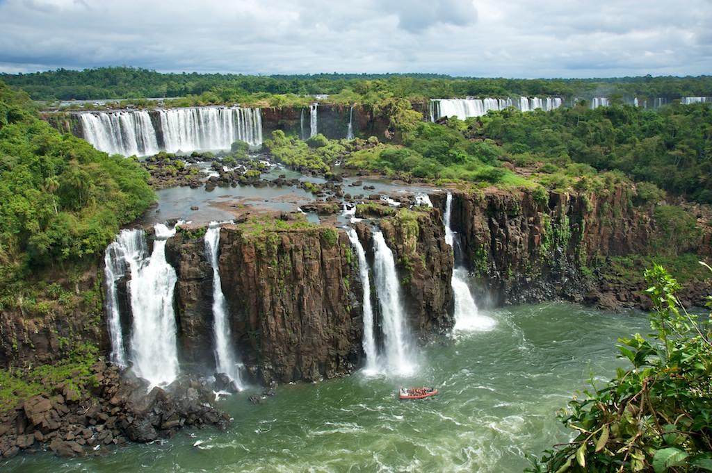 Iguazu Falls #9, Brazil, 15 Apr 2012