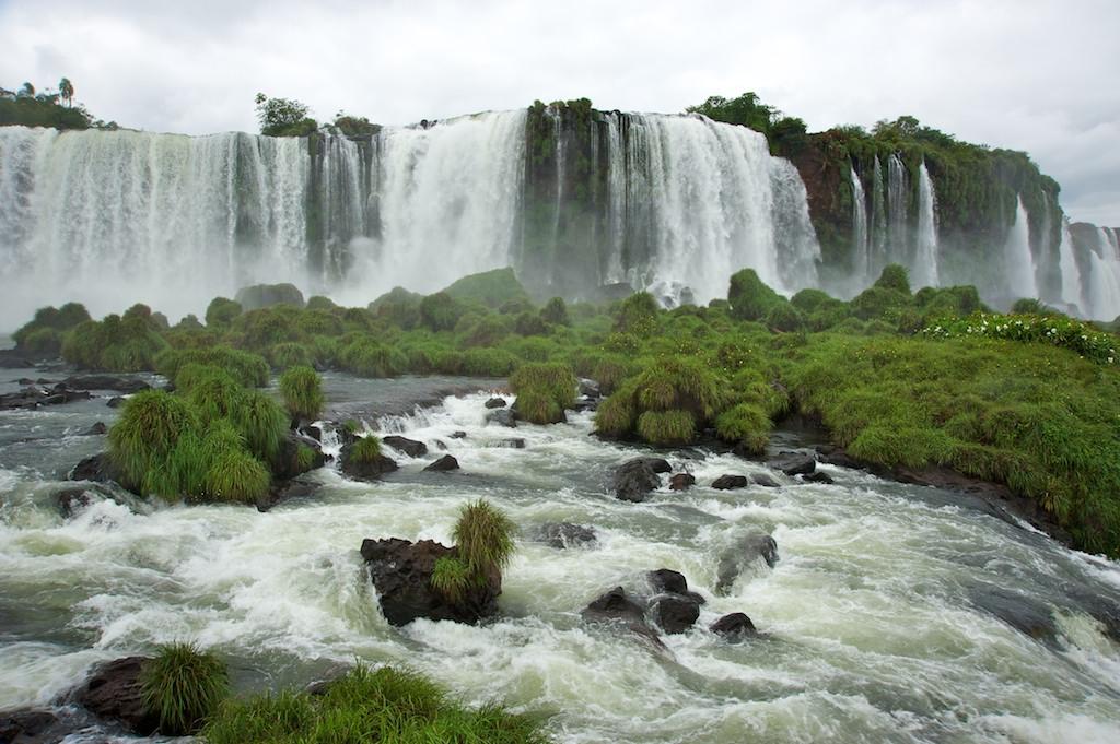 Devils Throat, Iguazu Falls #2, Brazil, 15 Apr 2012