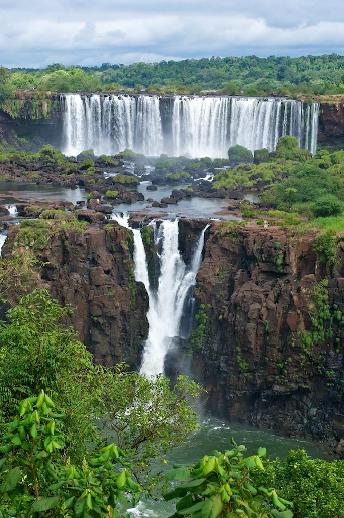 Iguazu Falls #6, Brazil, 15 Apr 2012
