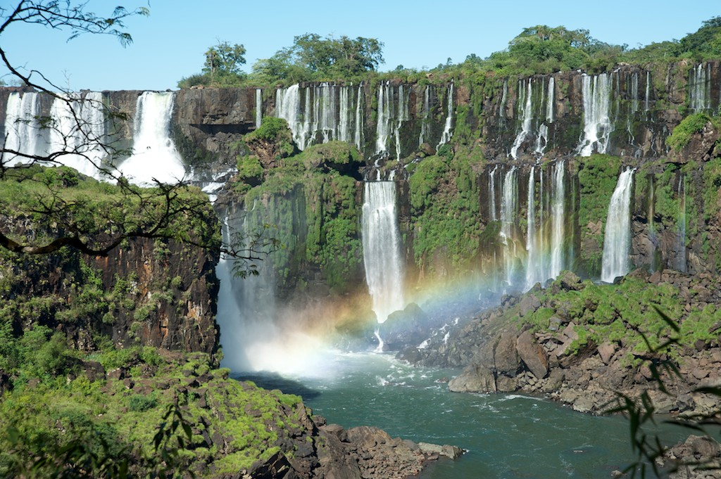 Iguazu Falls #4, Argentina, 16 Apr 2012