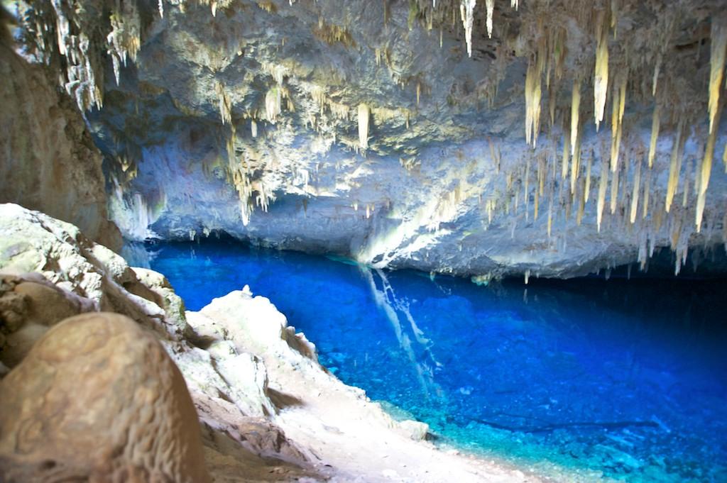 Gruta do Lago Azul, Blue Lagoon Cave #3, Bonito, Brazil, 18 Apr 2012