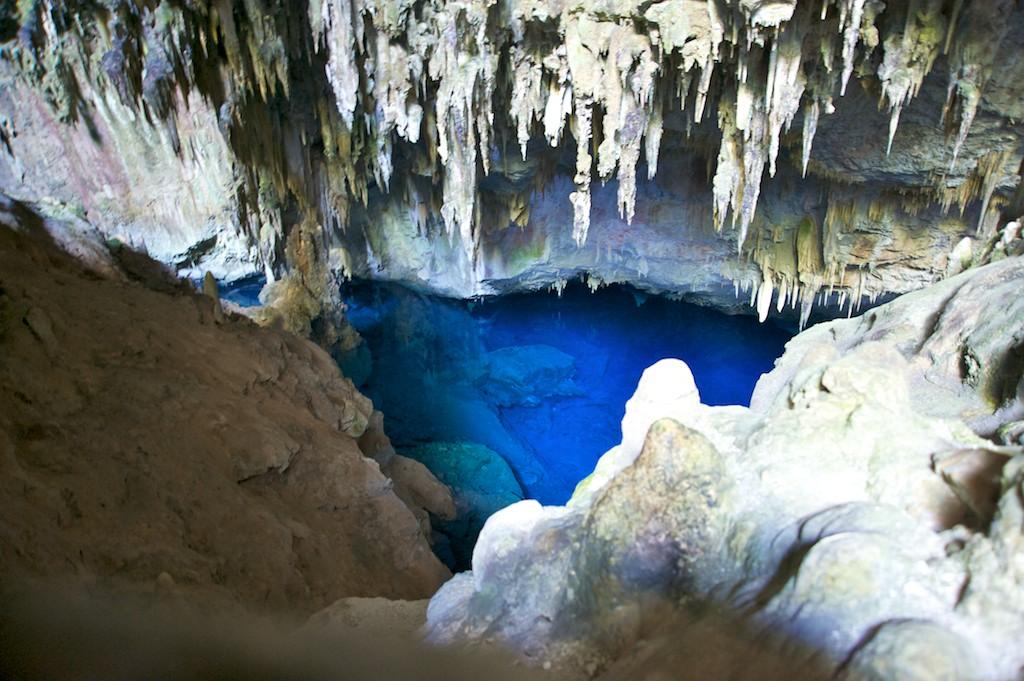 Gruta do Lago Azul, Blue Lagoon Cave #5, Bonito, Brazil, 18 Apr 2012