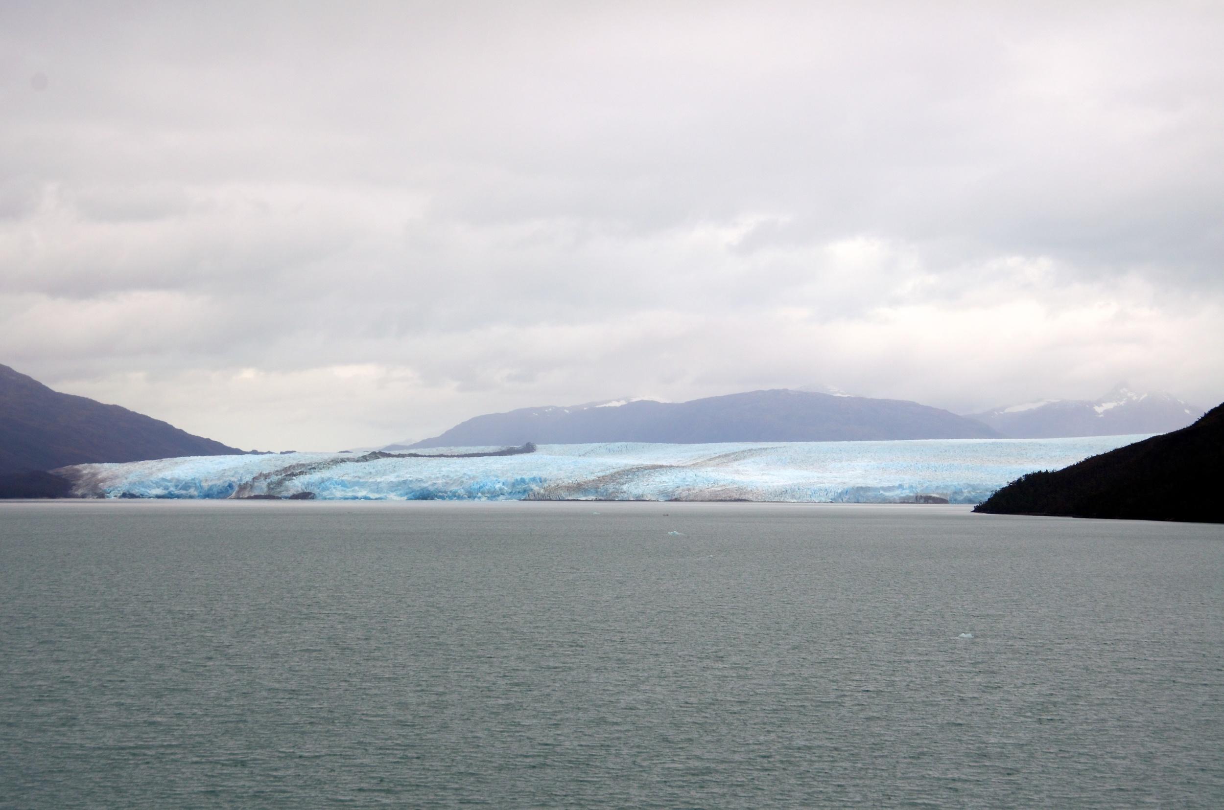 Pio X1 Glacier #2, Patagonia, Chile, 1 Apr 2012