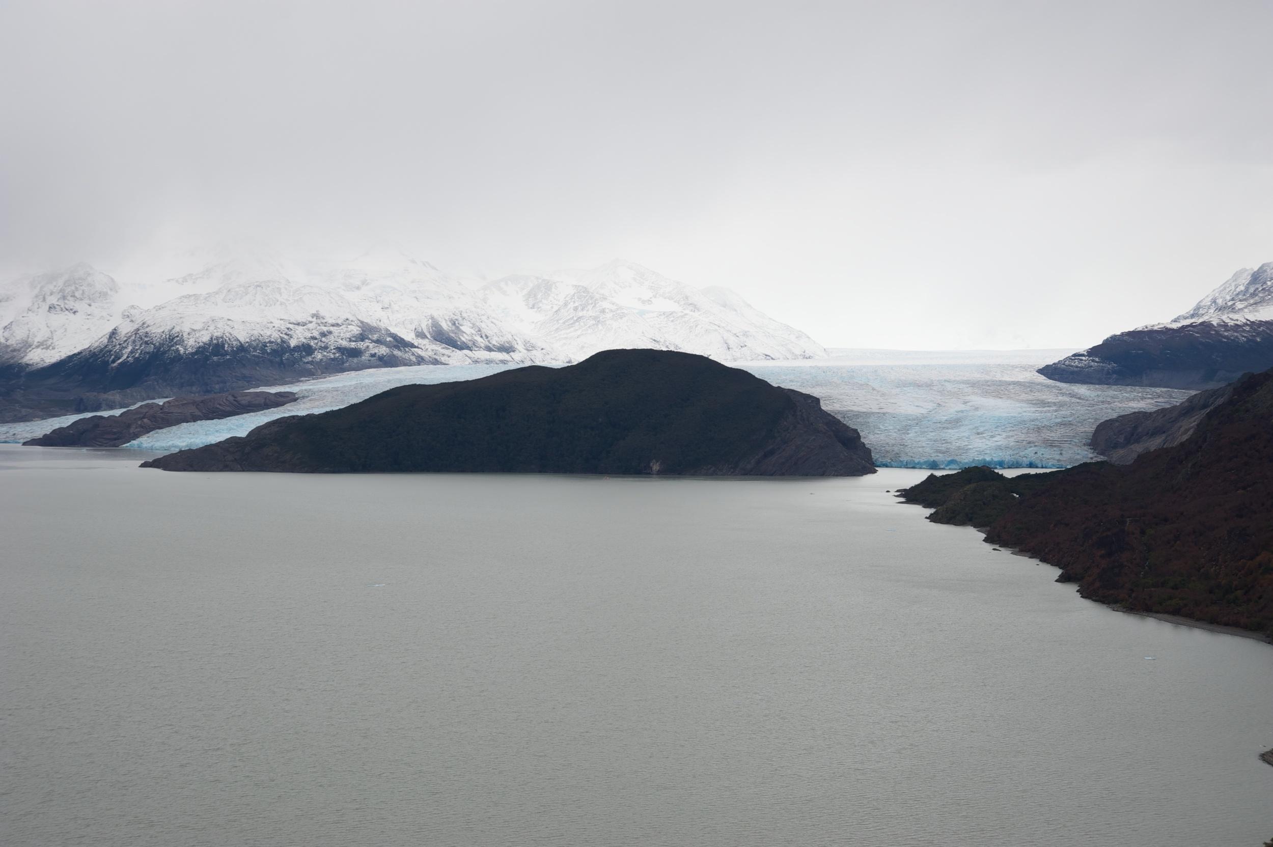 Grey Glacier #2, Torres del Paine, Patagonia, Chile, 6 Apr 2012