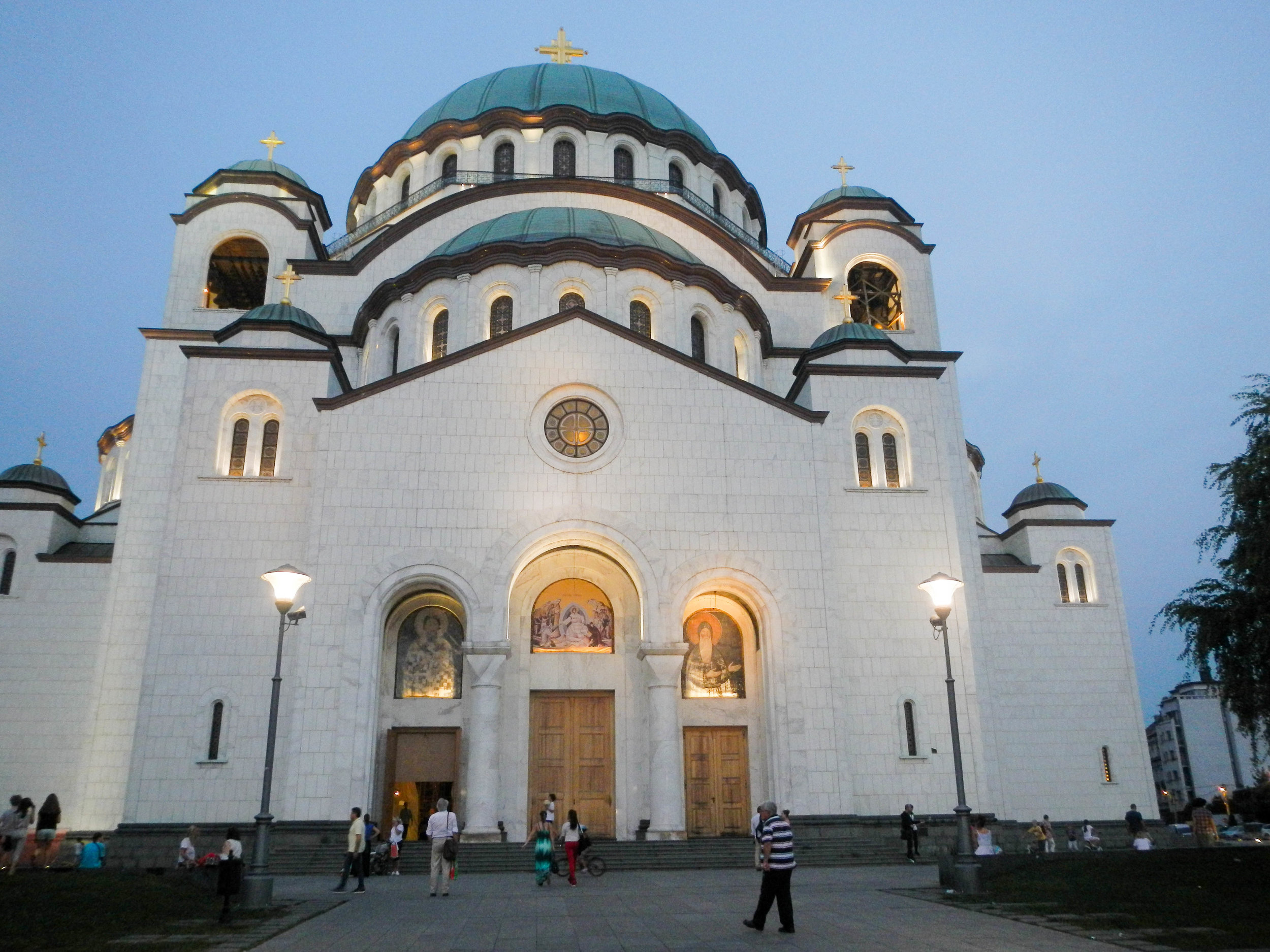 St Sava Orthodox Temple, Belgrade