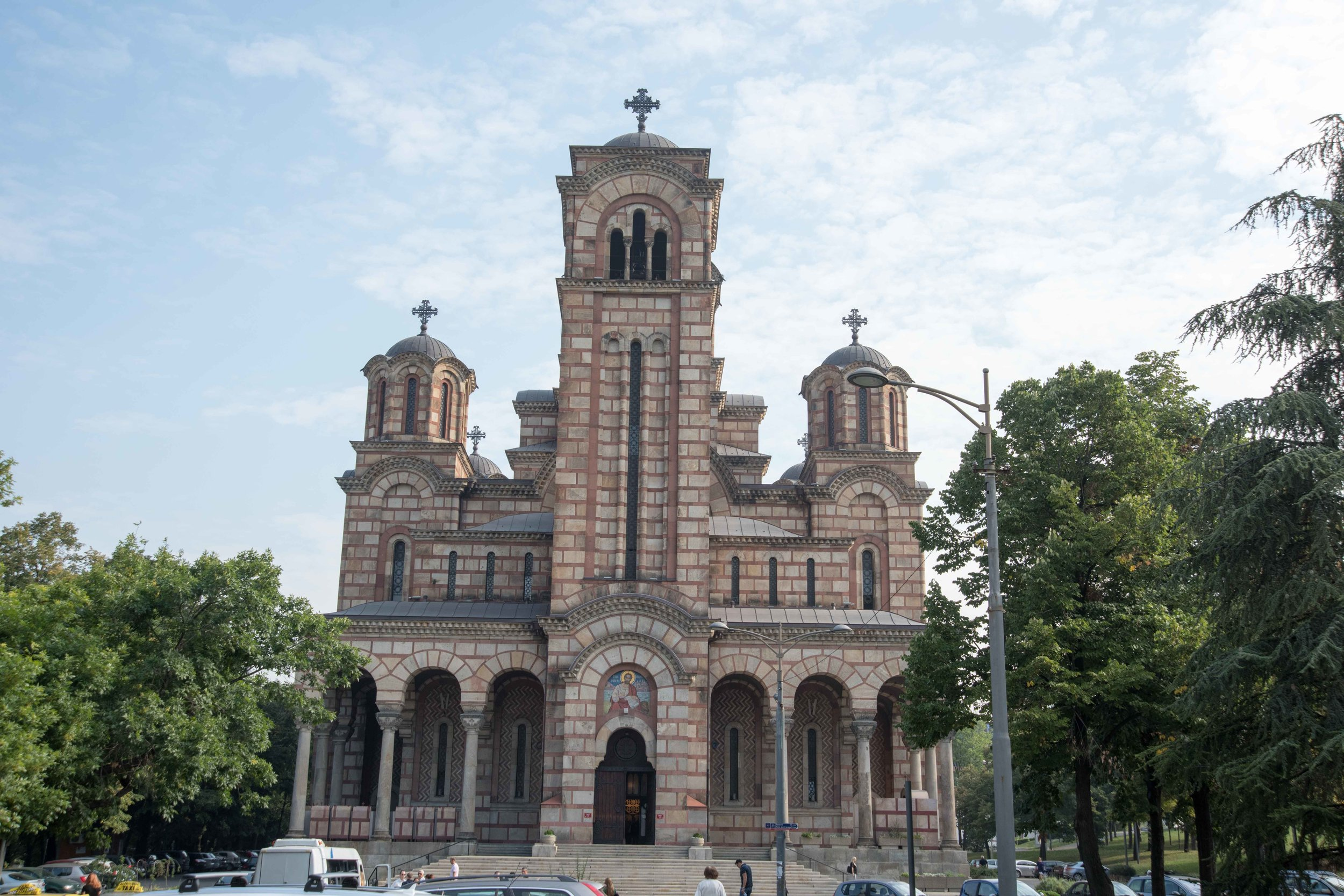 St Marks Orthodox church, Belgrade