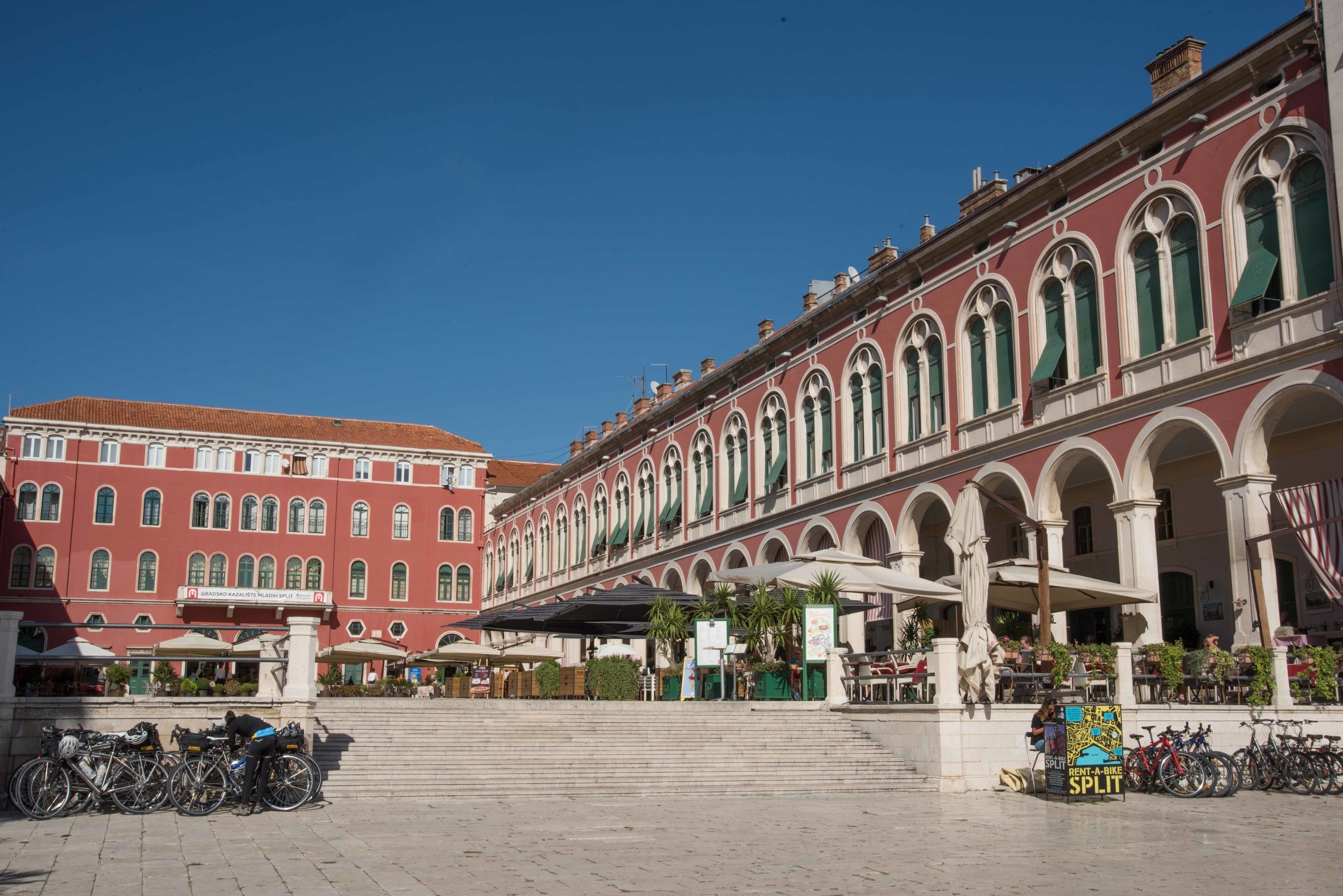 City Square, Split