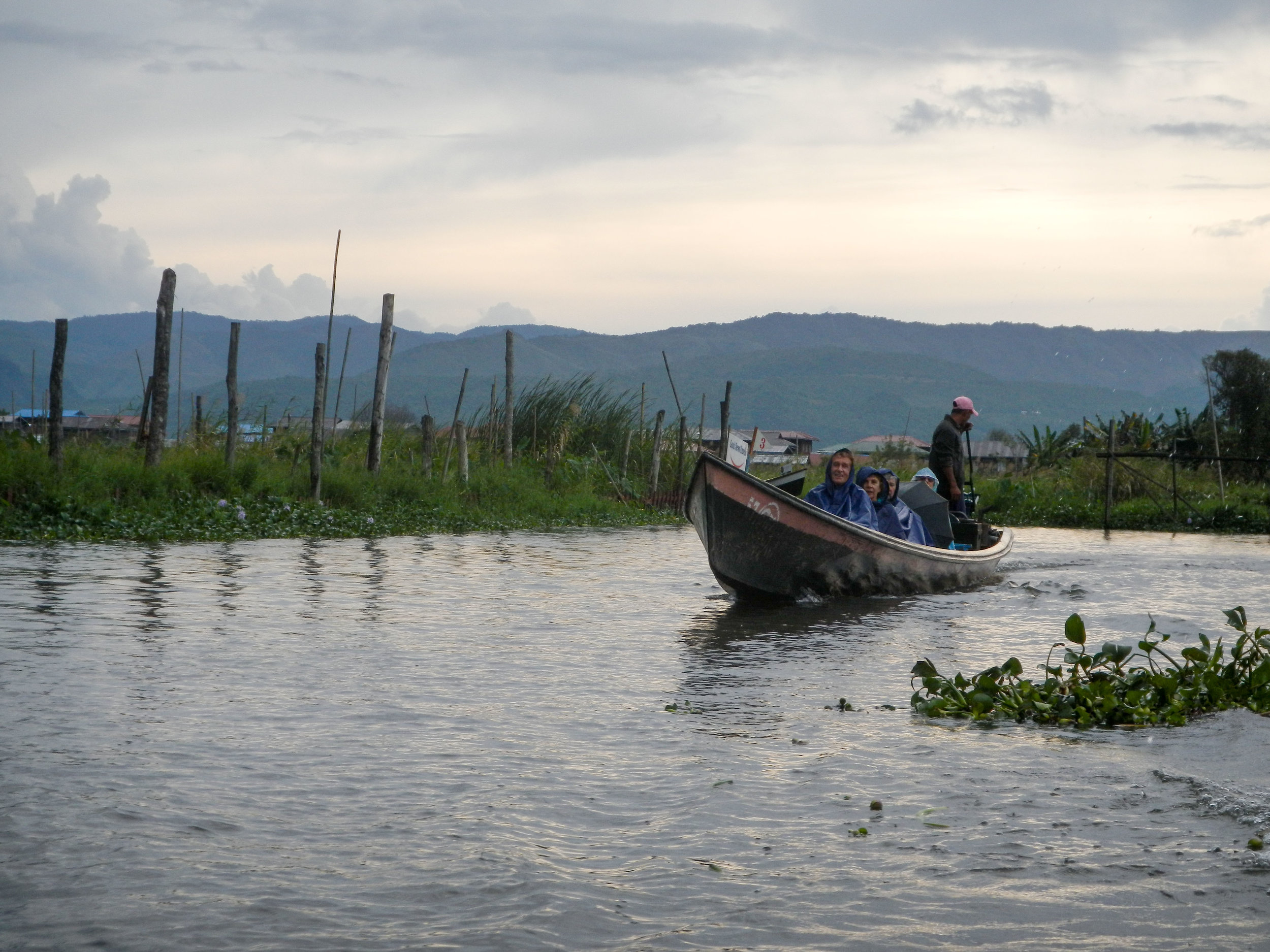 Cruising through the vegetable gardens 001, Inle Lake, Myanmar, 22 Nov 2017.jpg