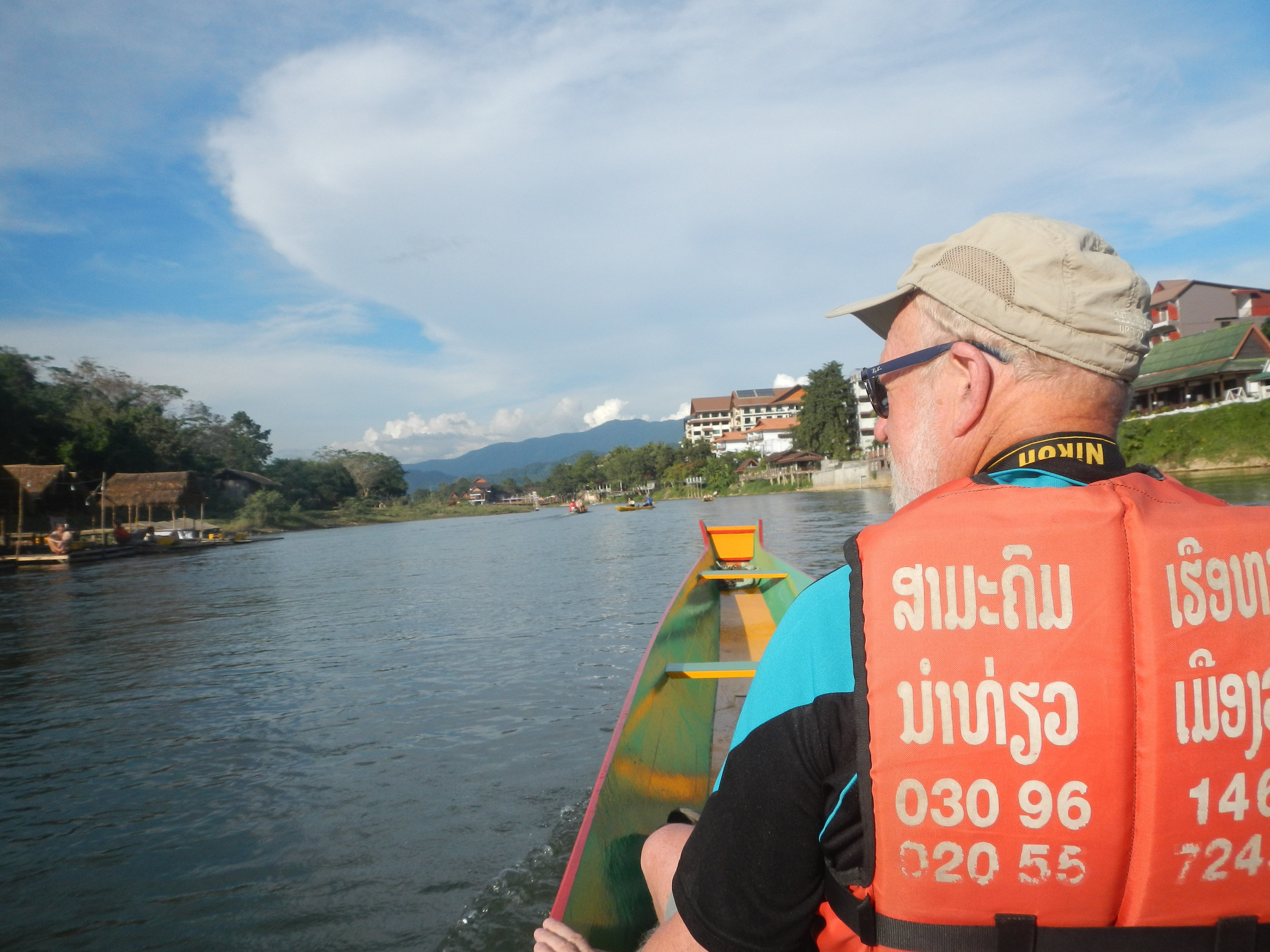 River cruise, Vang Vieng, Laos, 29 Nov 2017.jpg
