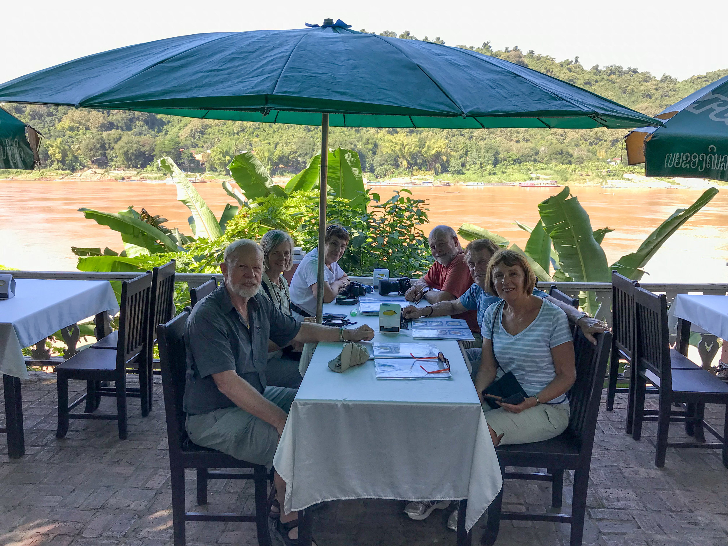 Lunch by Mekong River, Luang Prabang, Laos, 1 Dec 2017.jpg