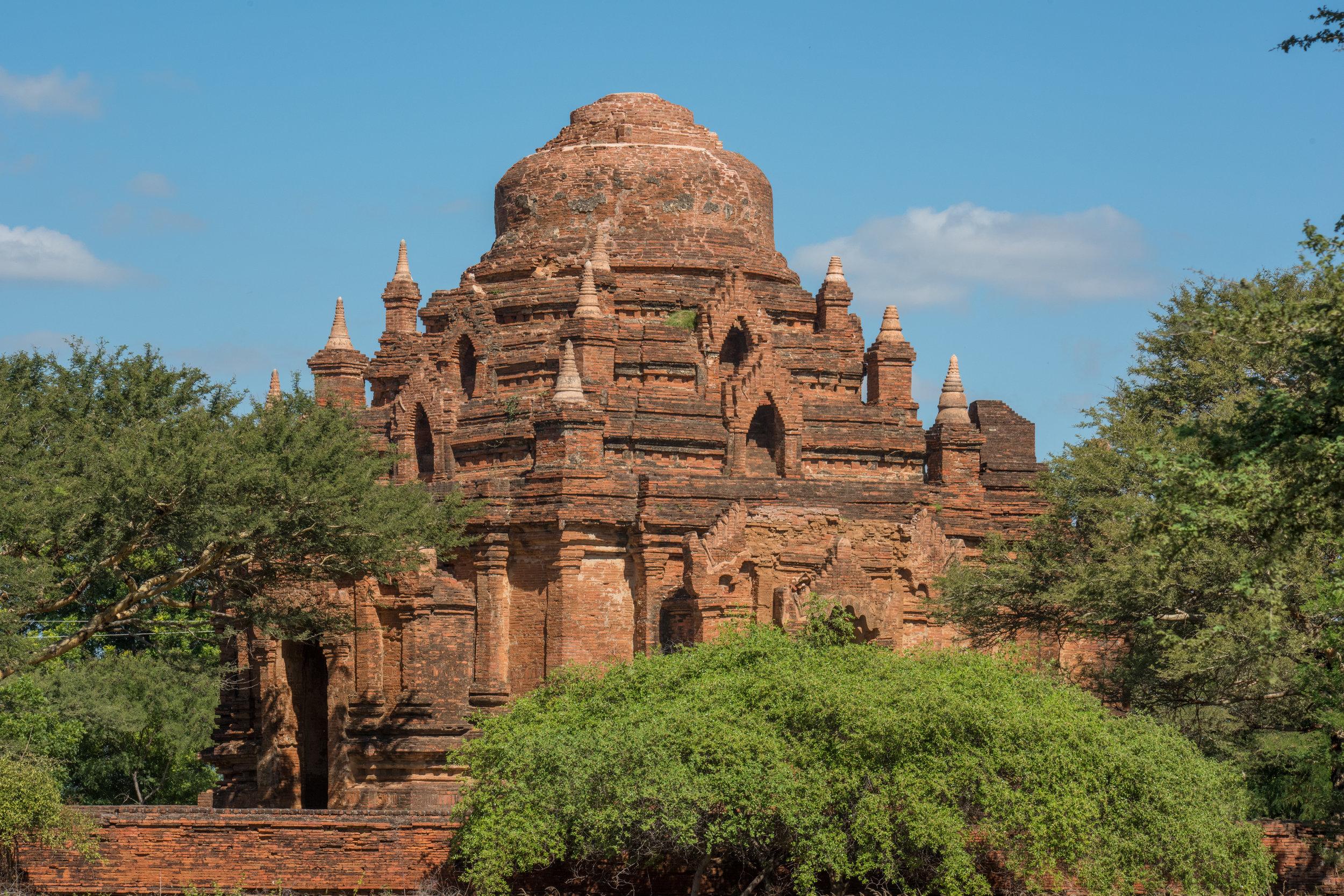 Temple, Khay Min Ga complex, Bagan, Myanmar
