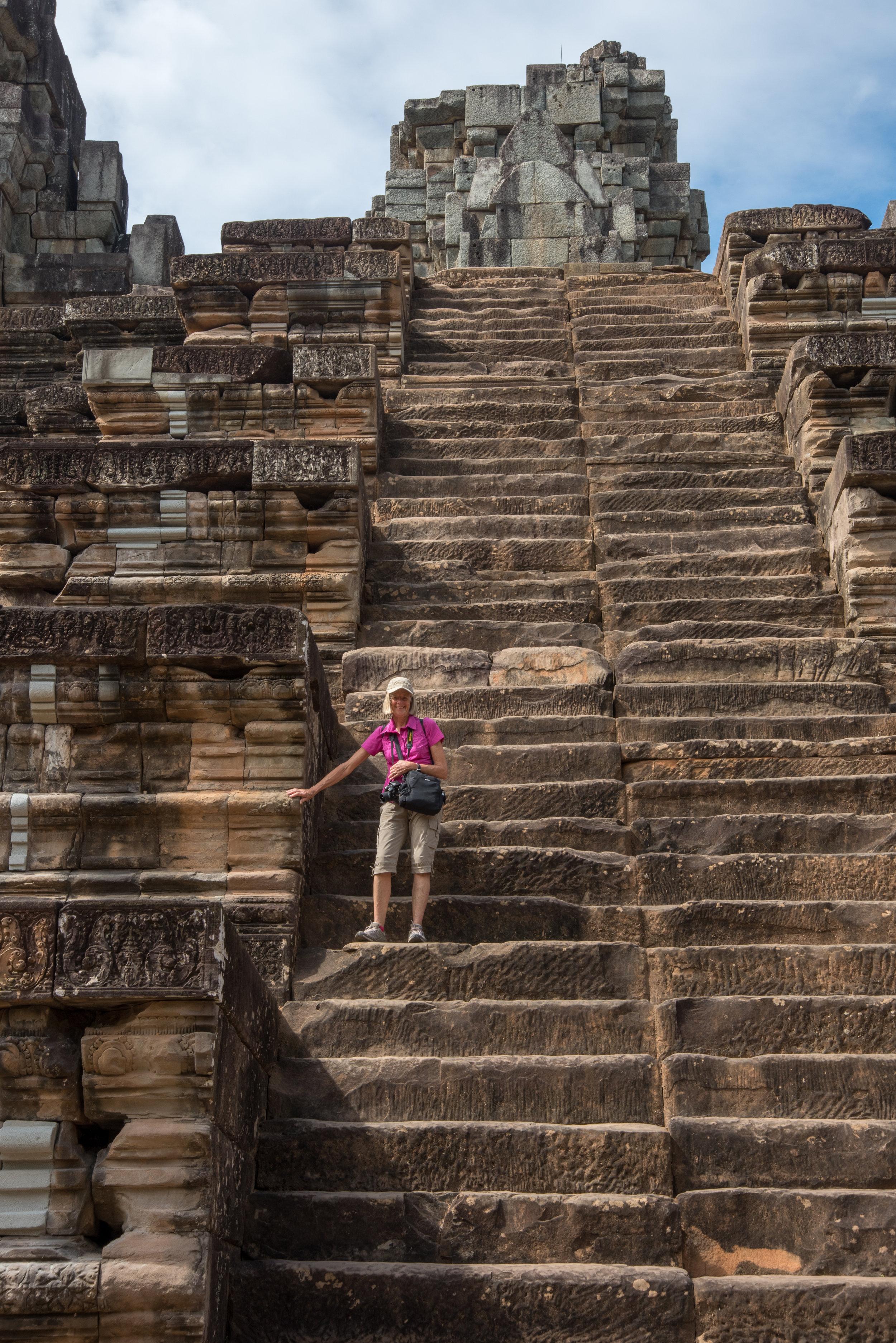 Ta Keo Temple, Siem Reap, Cambodia